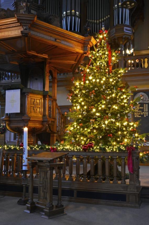 'Kerstmis juist nu feest van het licht'