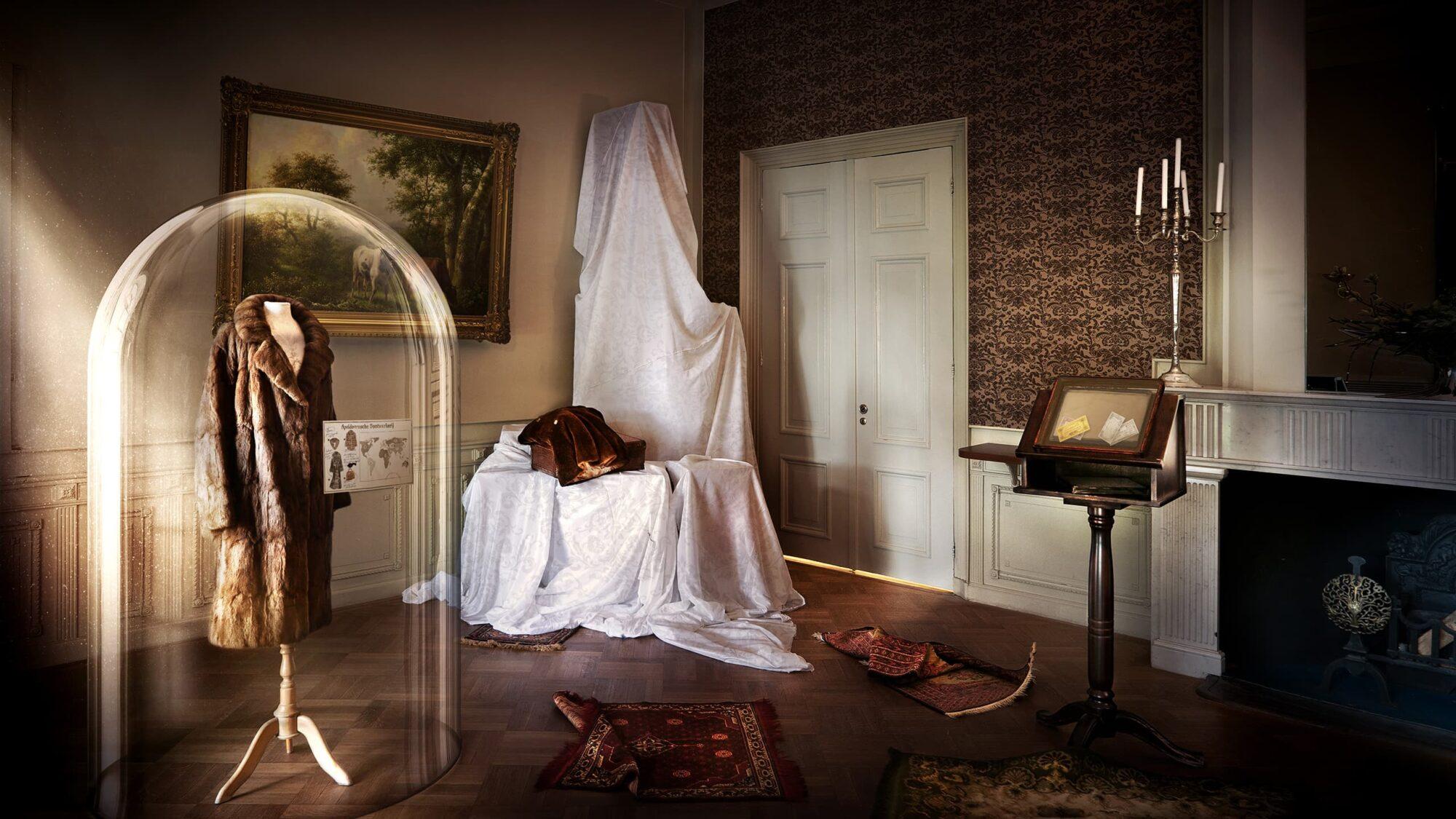 Ontsnap uit Maria's Eeuwige Villa