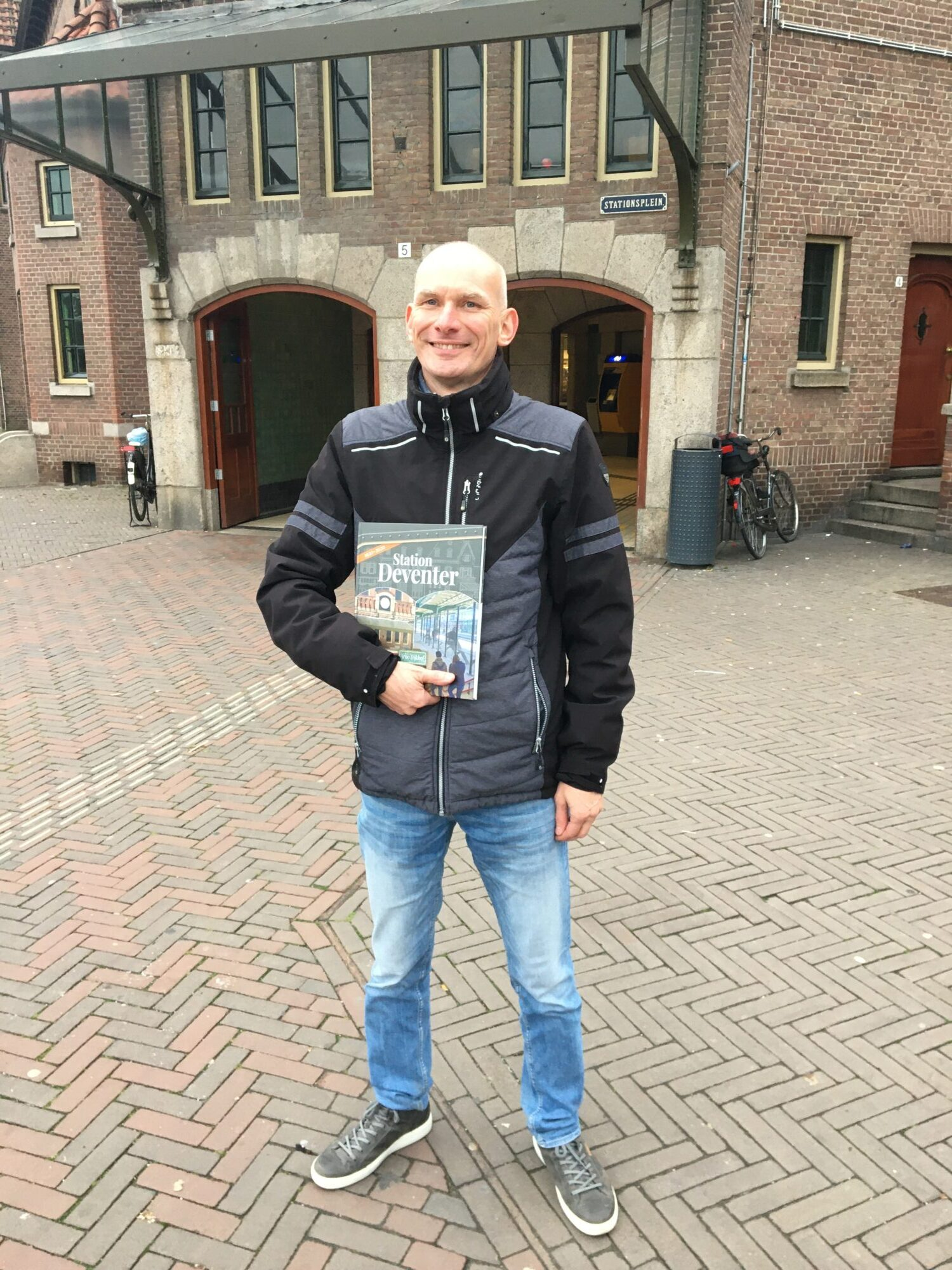 Deventer station na honderd jaar nog springlevend
