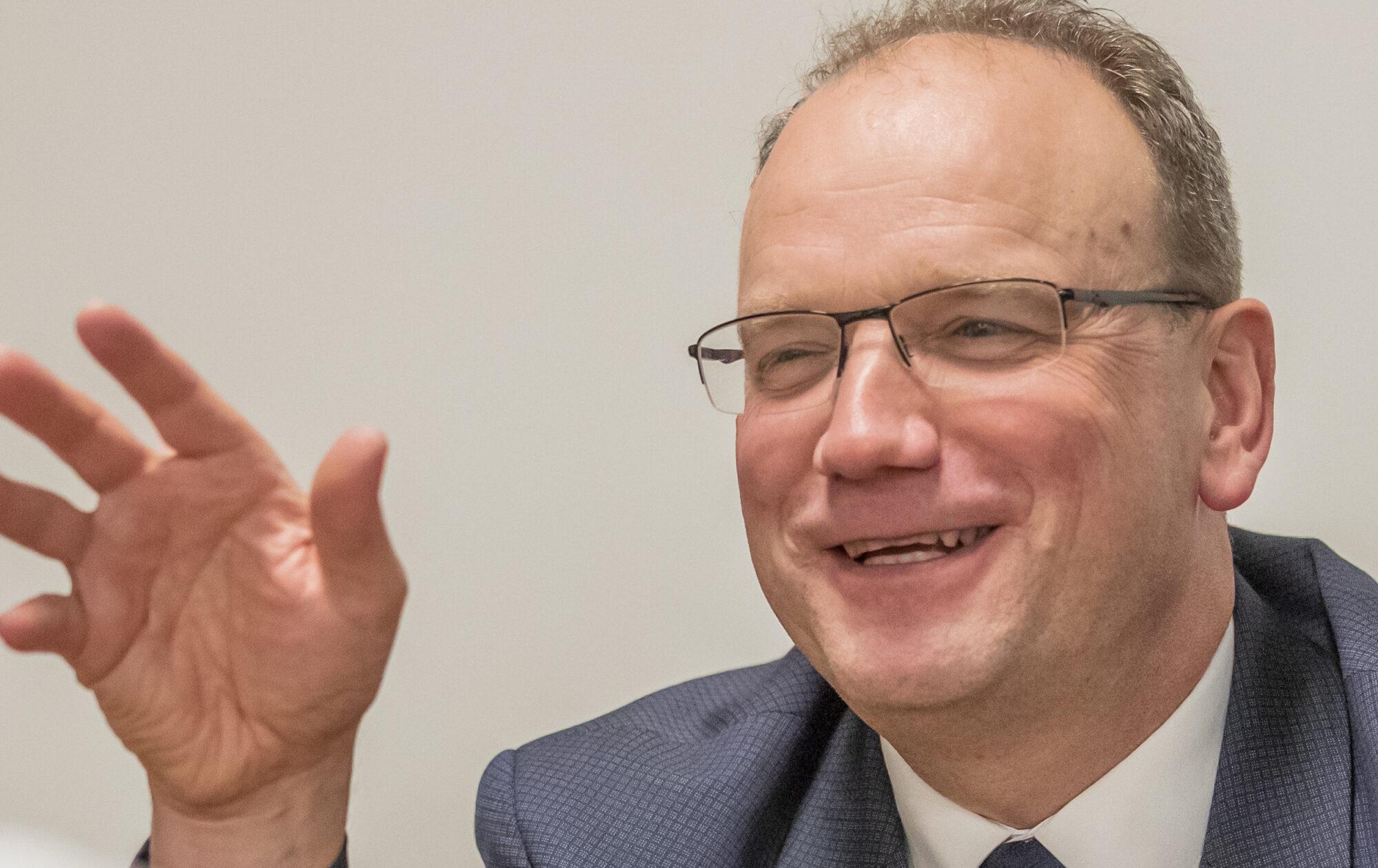 Burgemeester Ton Heerts: 'Meisje van 8 vroeg me: bent u de boef?'