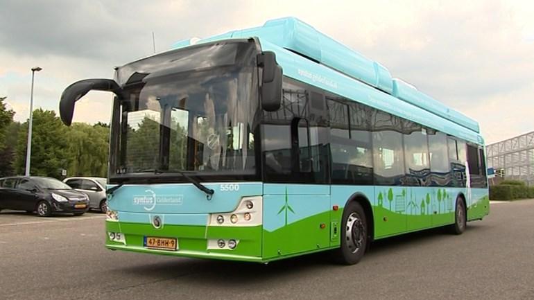 Waterstofbussen rijden straks door Zutphen