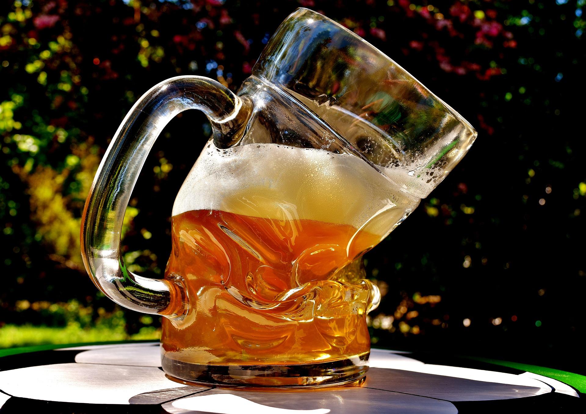 Bierverkoop daalt hard