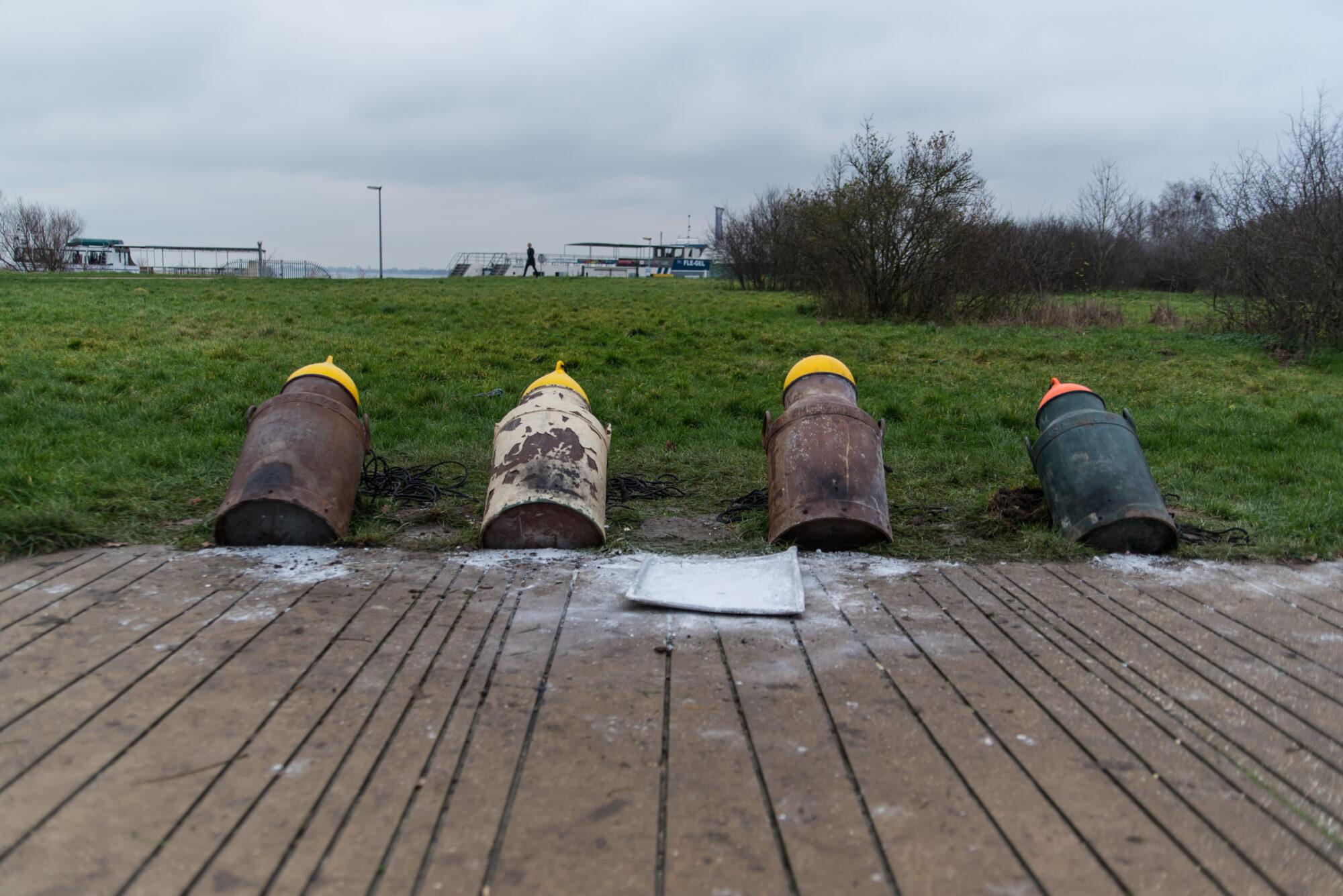Carbidschieten gedeeltelijk toegestaan in Deventer