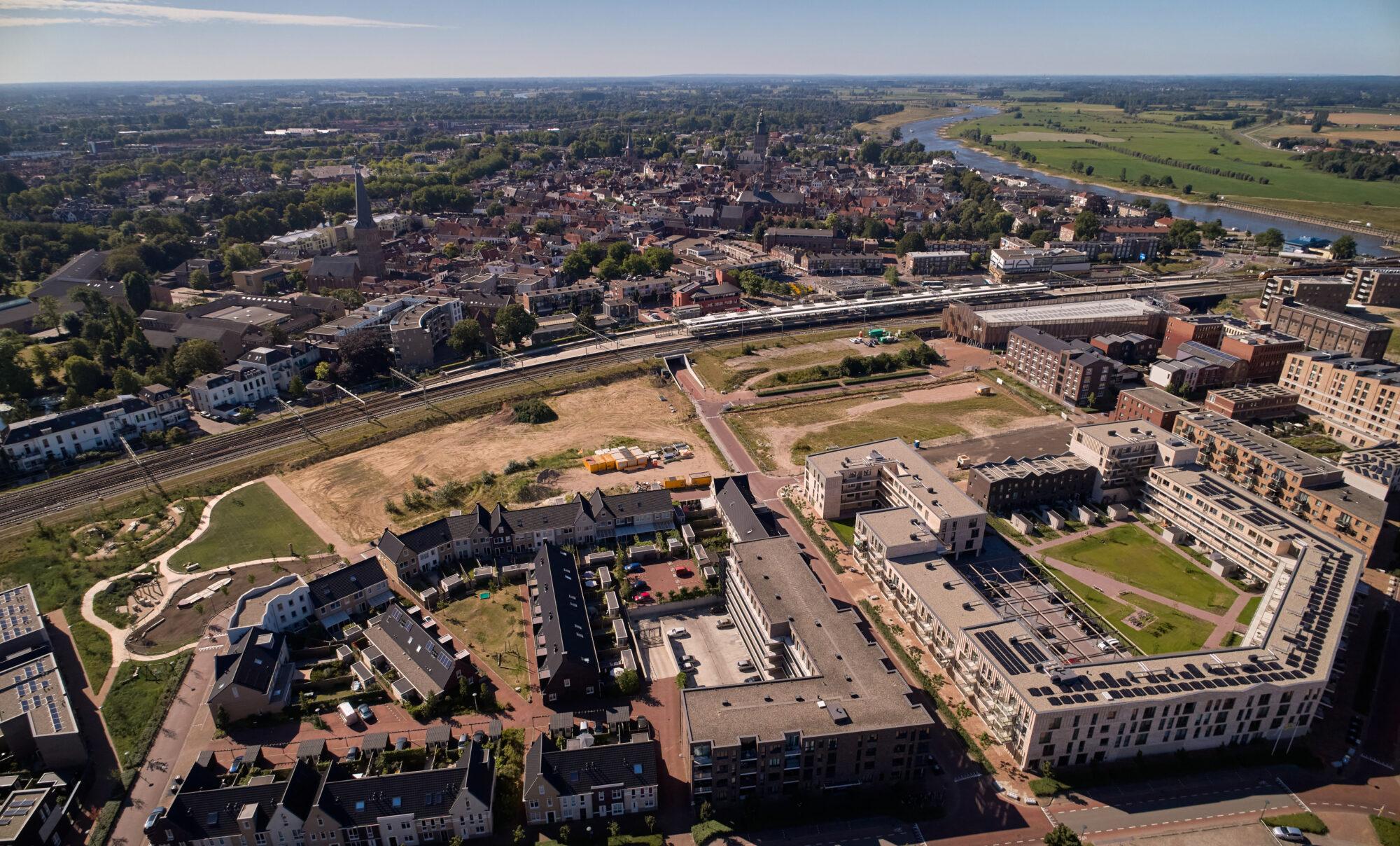Komende tien jaar veel nieuwe woningen in Zutphen
