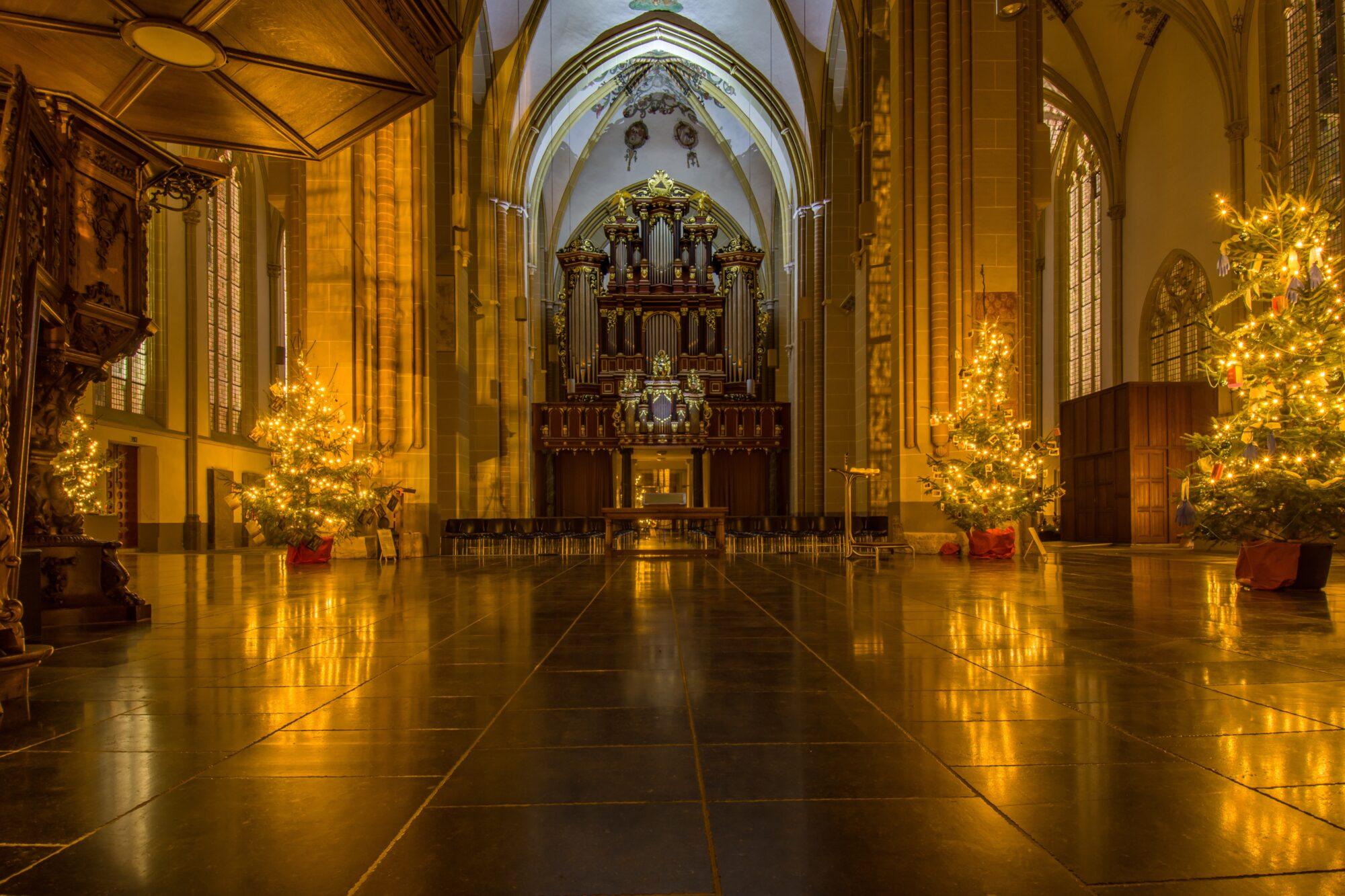 Veertien dagen kerst in de Walburgiskerk