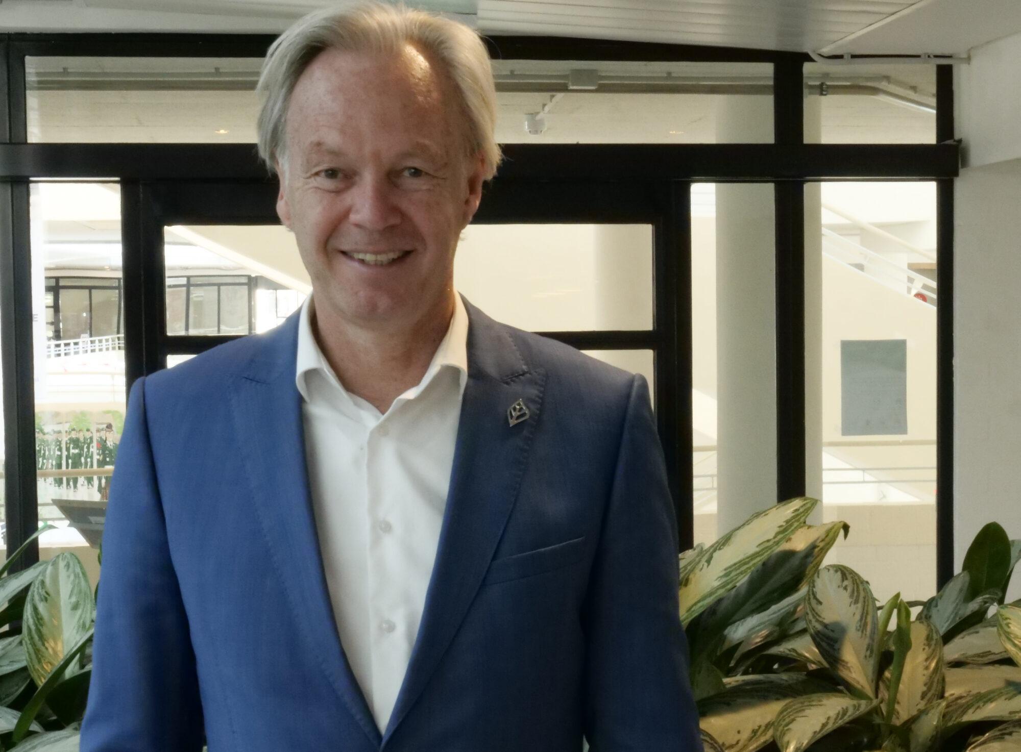 Wethouder Jeroen Joon: 'Ik heb het volste vertrouwen in de kracht van onze economie'