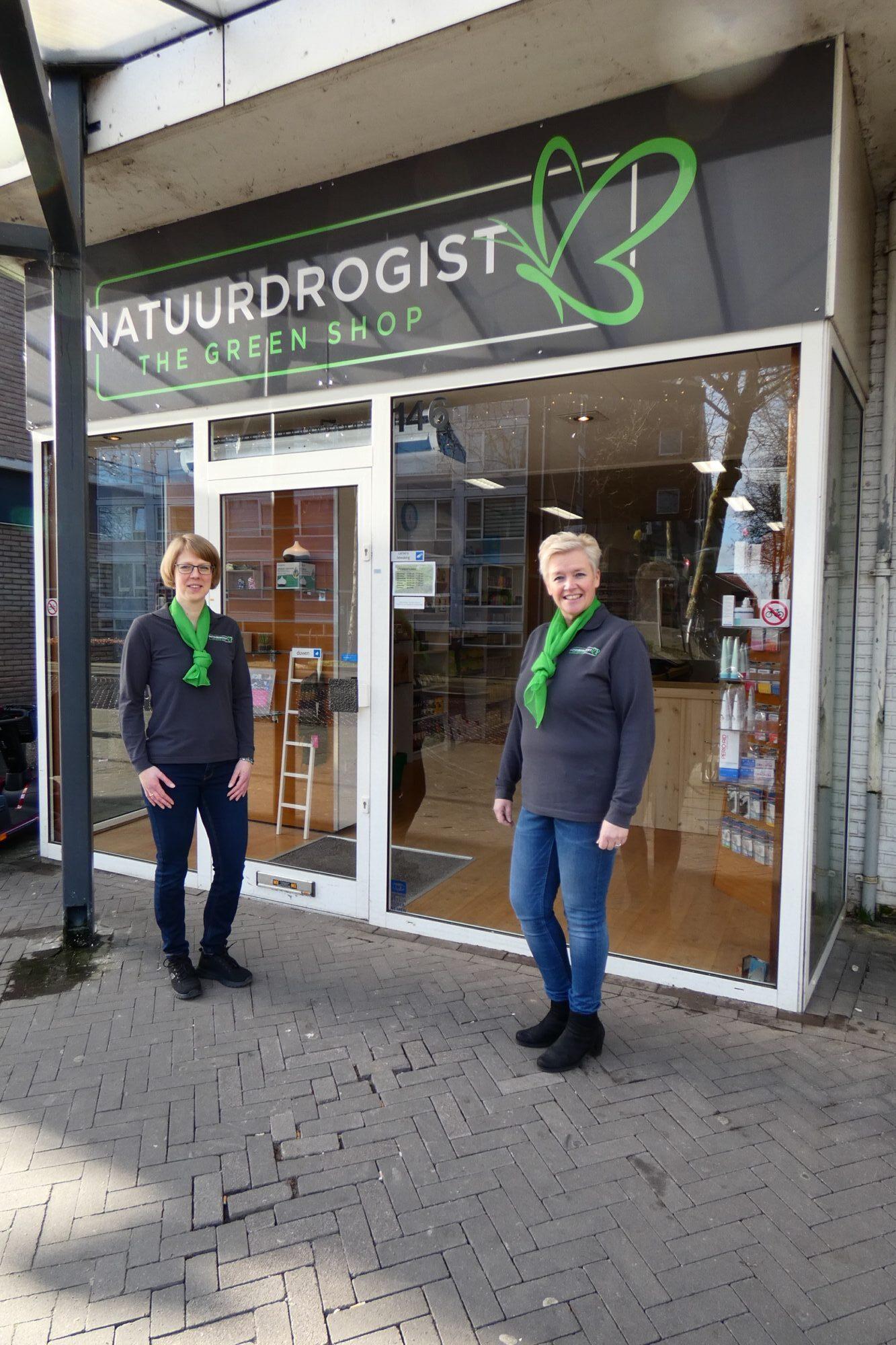 The Green Shop nieuwe parel in Hart van Zuid