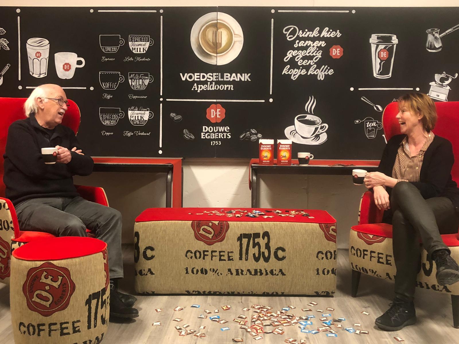Actie met koffiepunten verlengd
