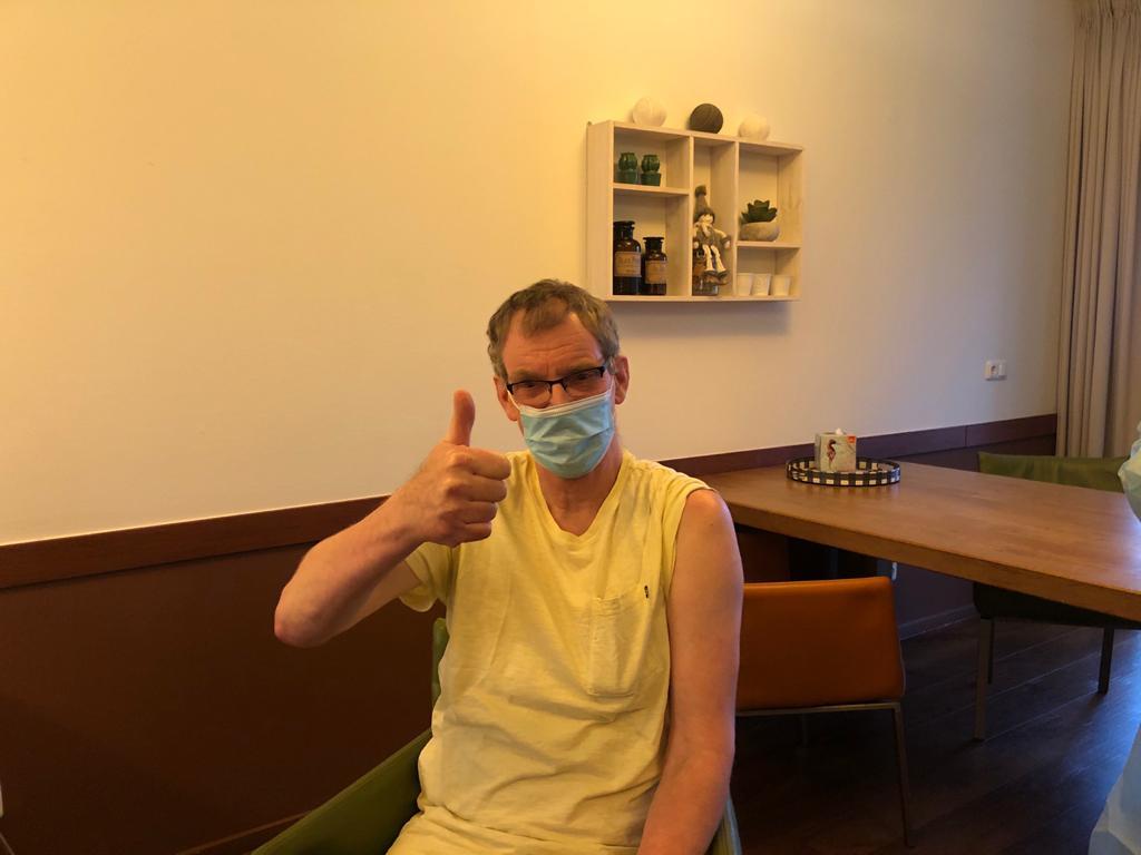Ruim 700 cliënten van 's Heeren Loo Apeldoorn krijgen vaccinatie