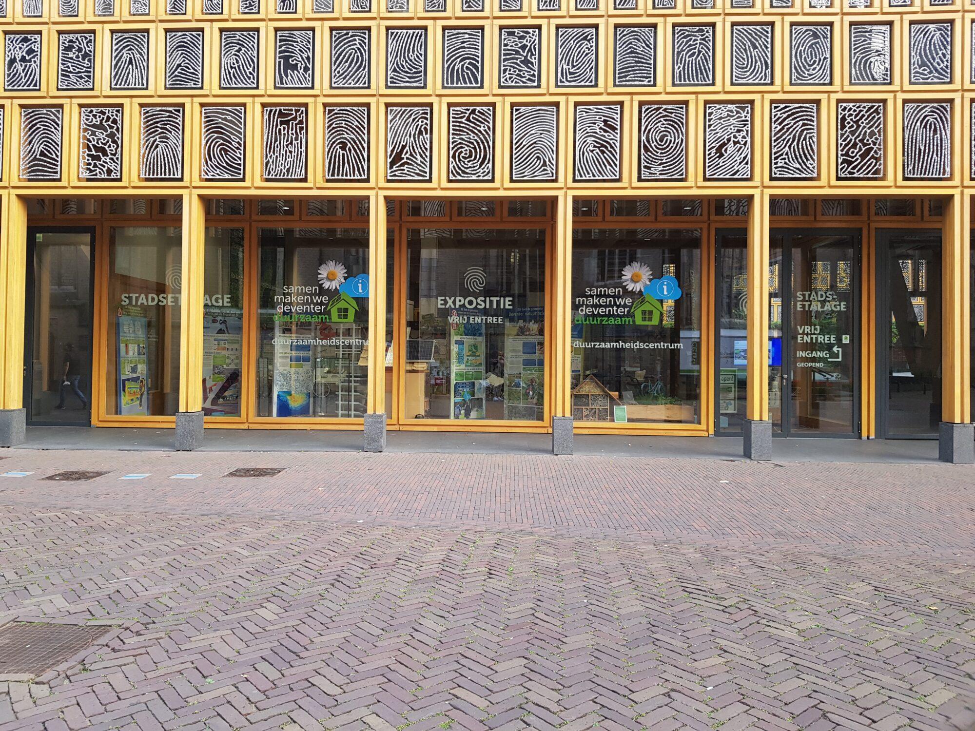 Deventer Duurzaamheidscentrum draait online gewoon door