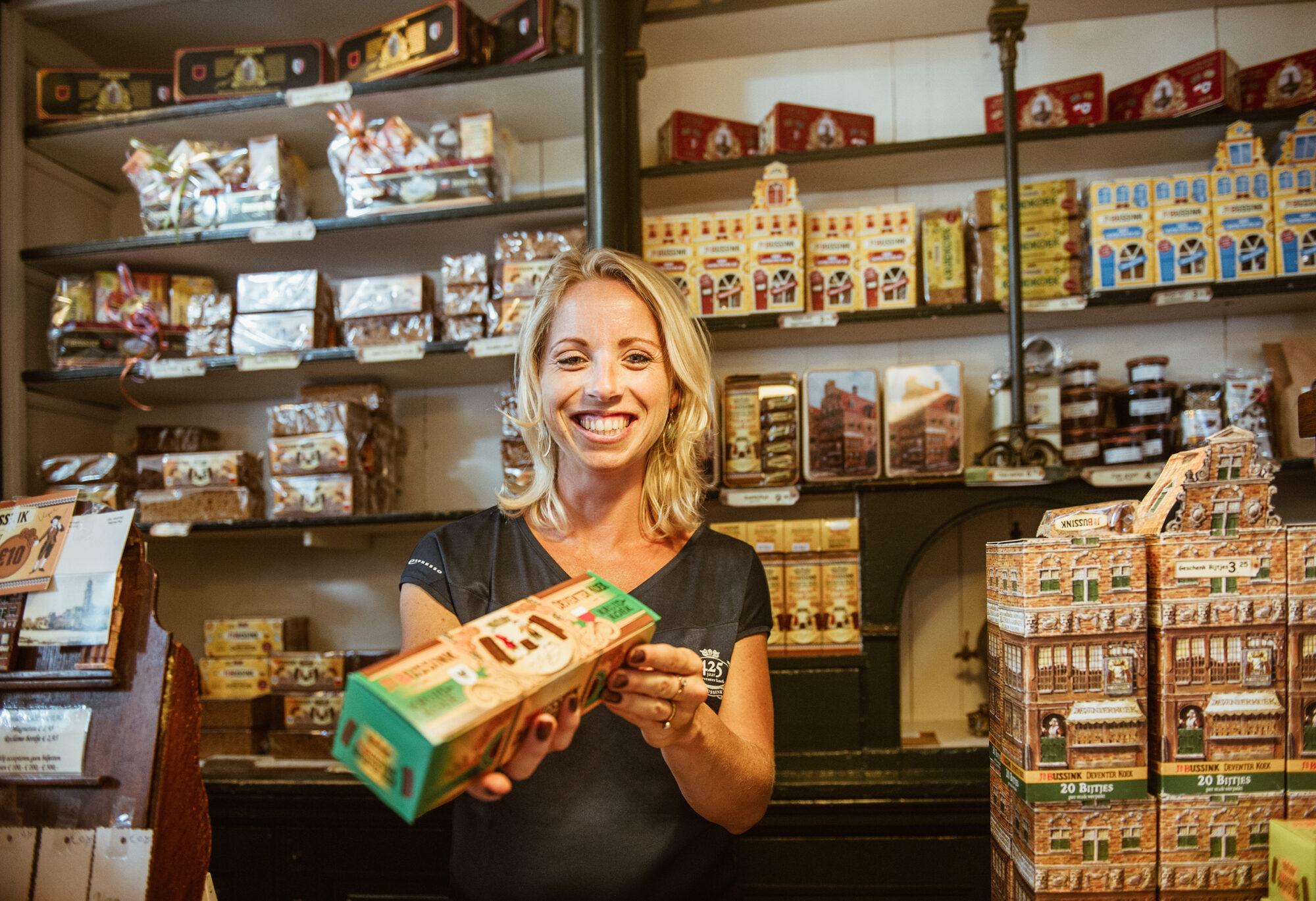 VVV Tip van de Week | Bezoek de Deventer Koekwinkel, fysiek of online