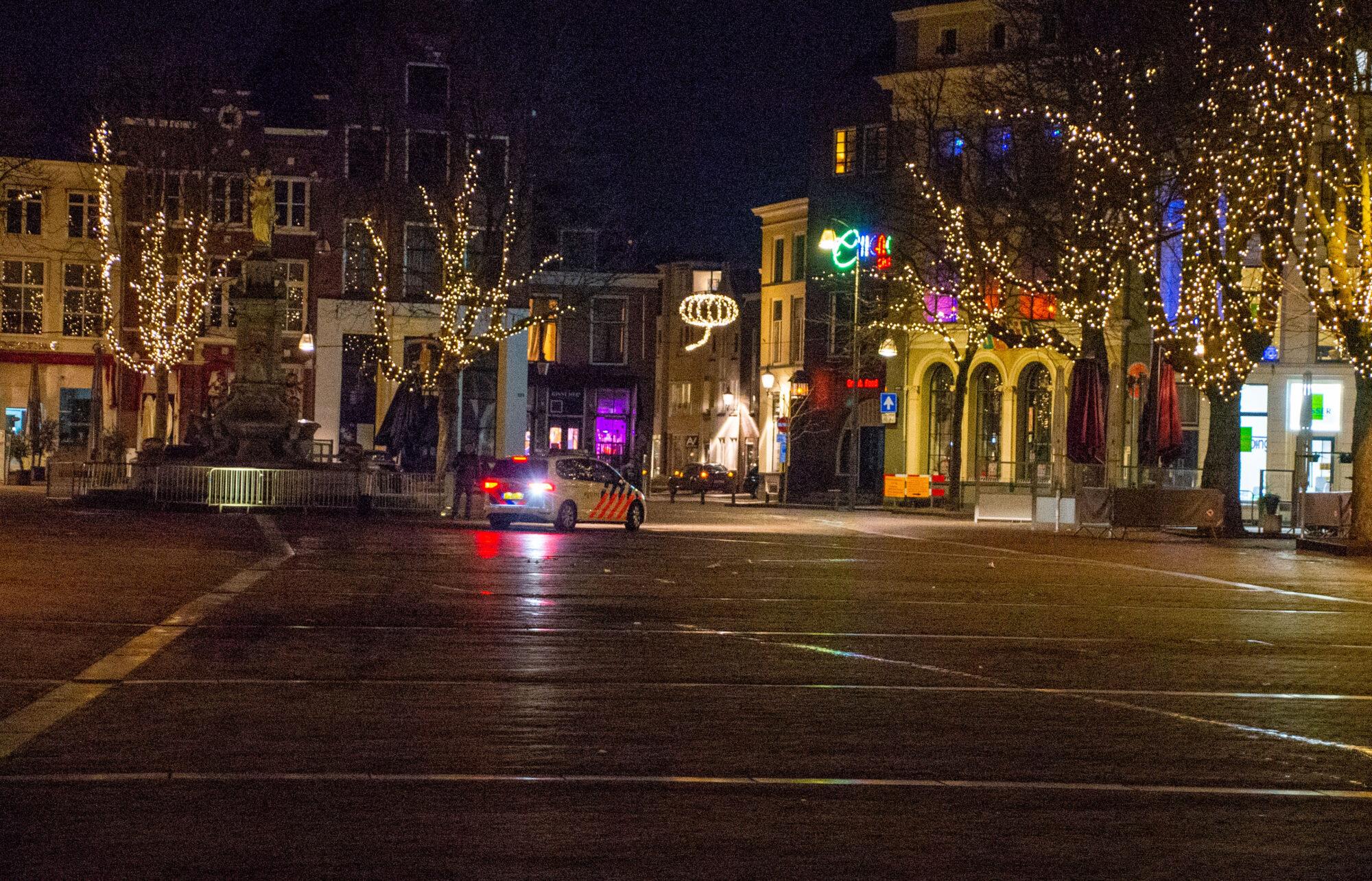 Een stille nacht in Deventer