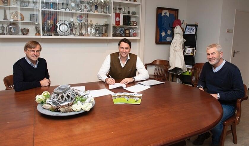 Exportslachterij J. Gosschalk & Zn: sponsorcontract voor 3 jaar