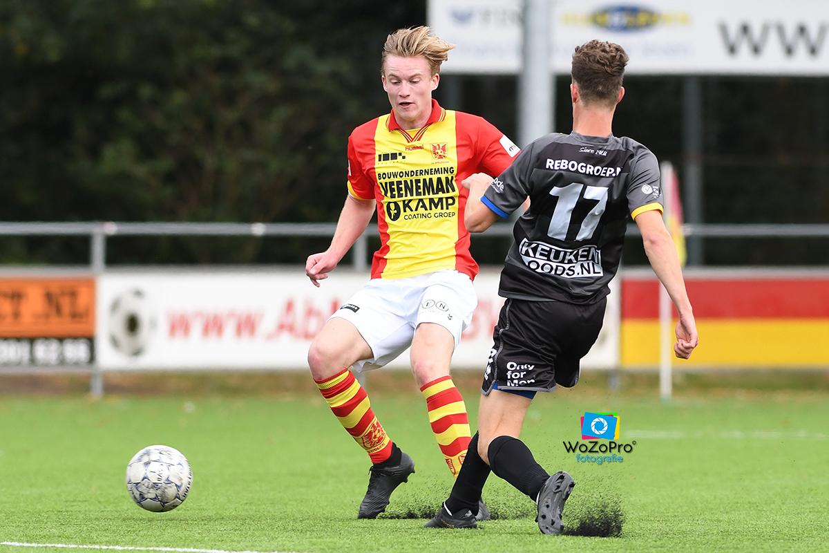 Bultman, Van den Enk en Dibbink verlengen contract