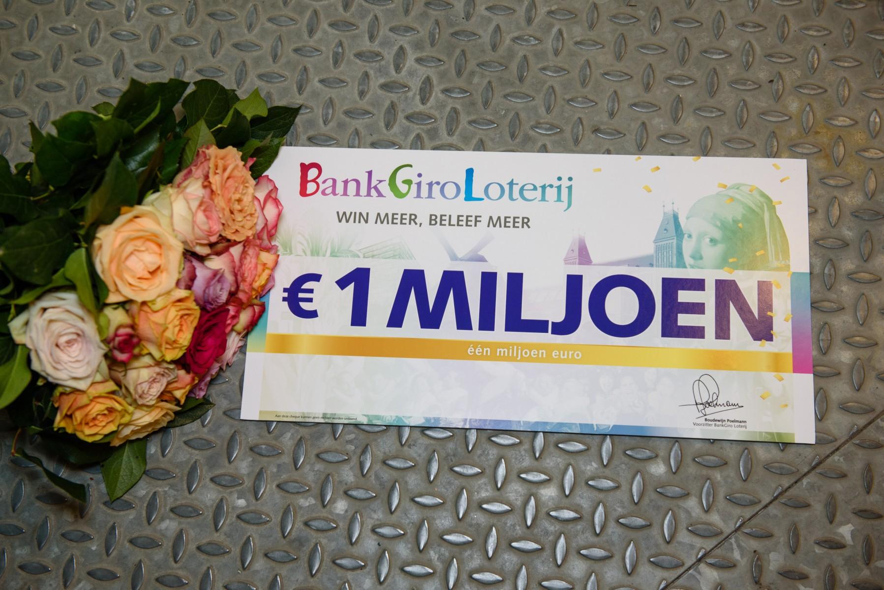 1 miljoen euro voor Brummens stel