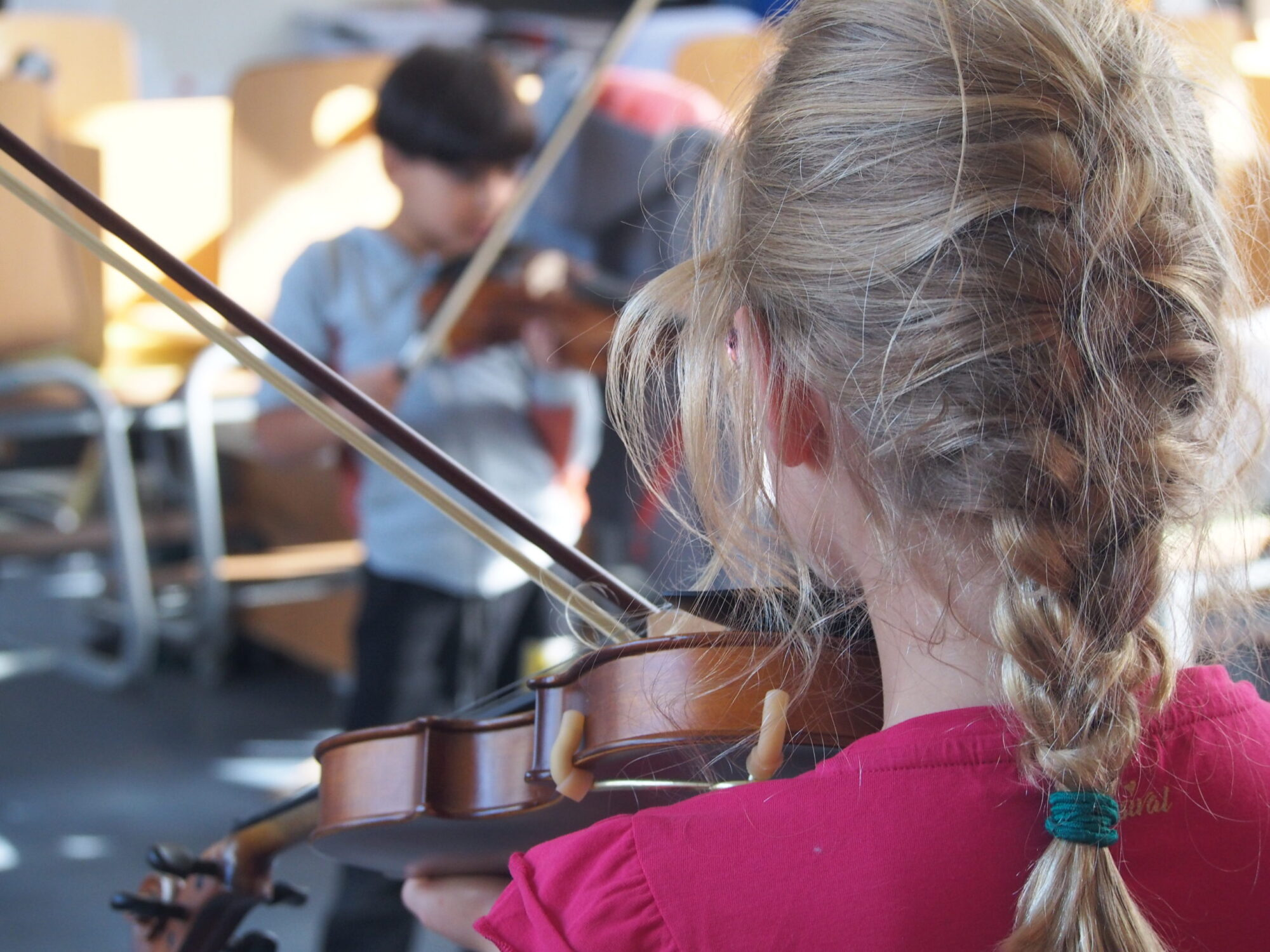Financiële steun voor cultuureducatie op school