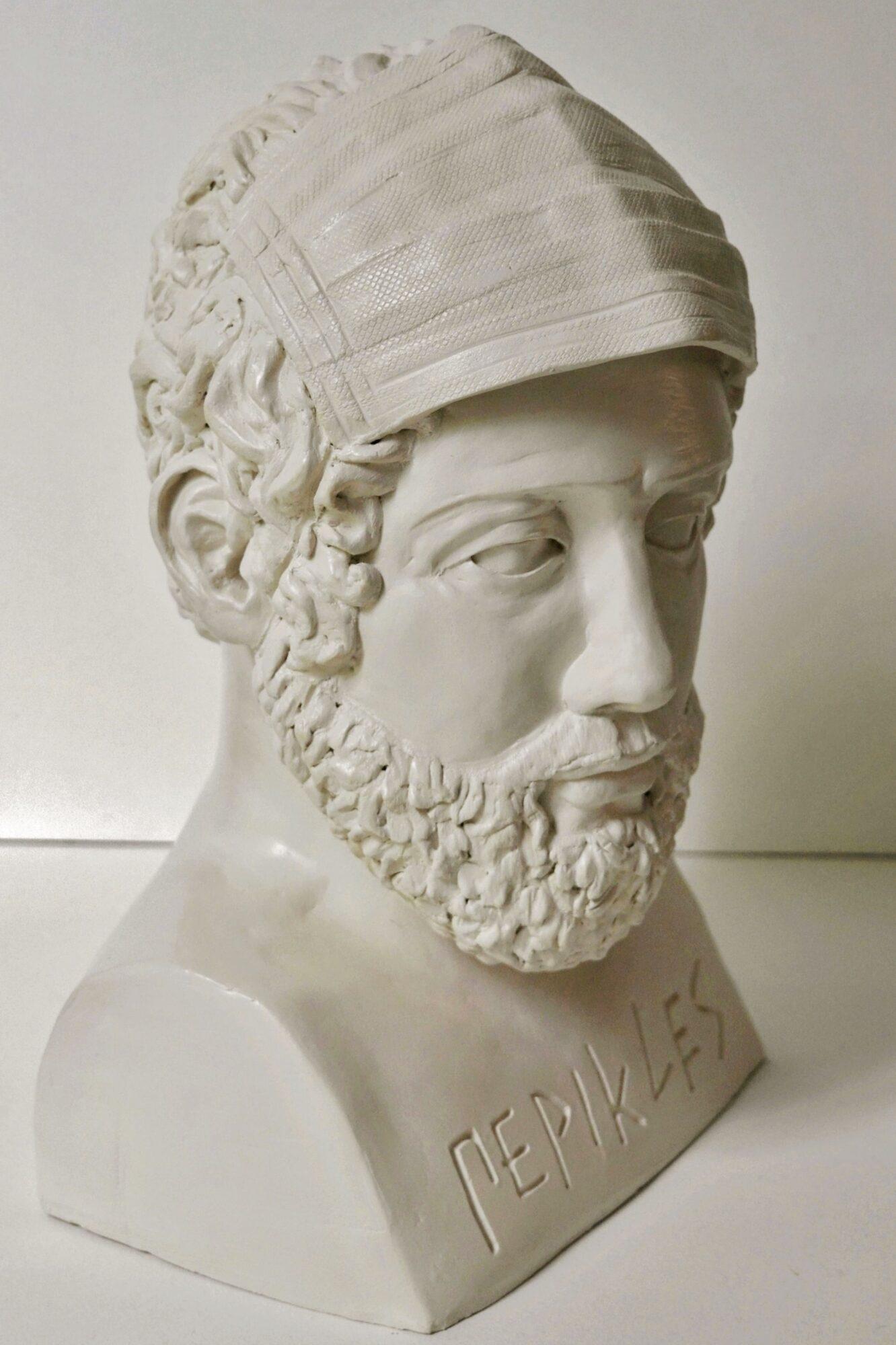Mondkapje vervangt Korintische helm