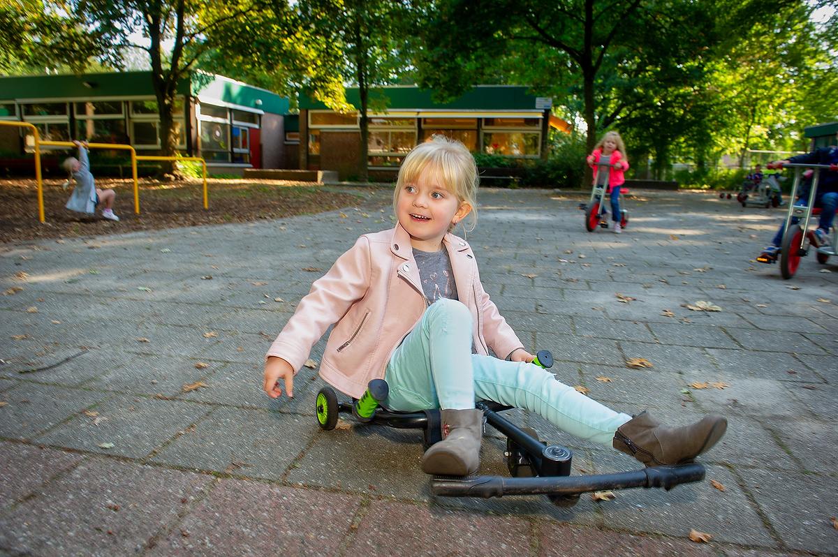 Apeldoornse basisschool en kinderopvang tijdelijk samen naar Markerichtersveld