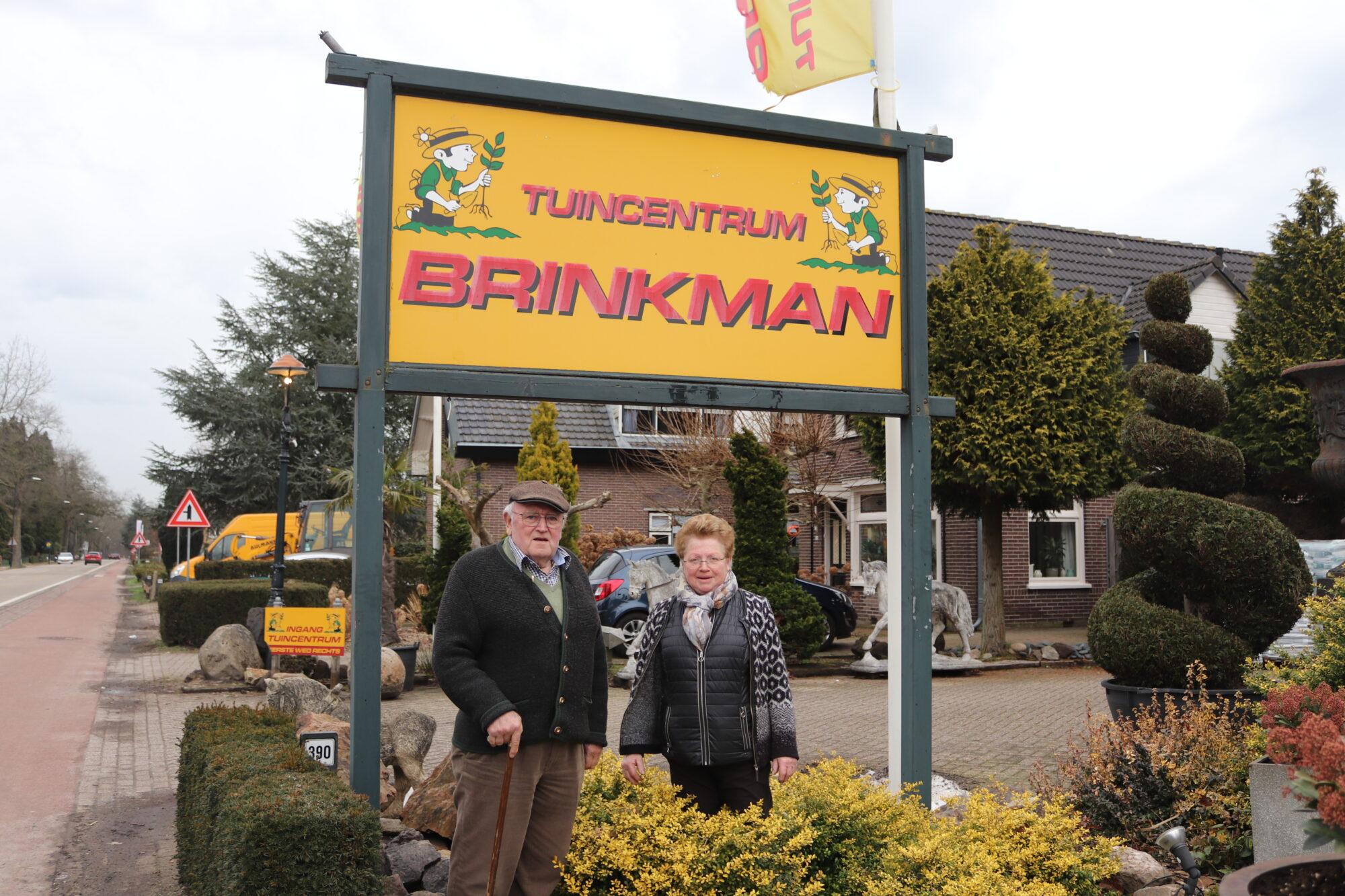 Tuincentrum Brinkman sluit na 65 jaar de deuren