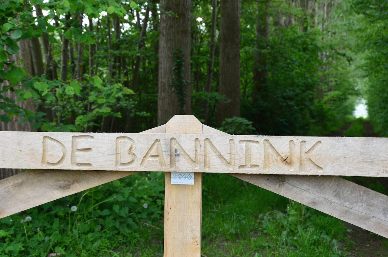 'Even' een rondje Bannink
