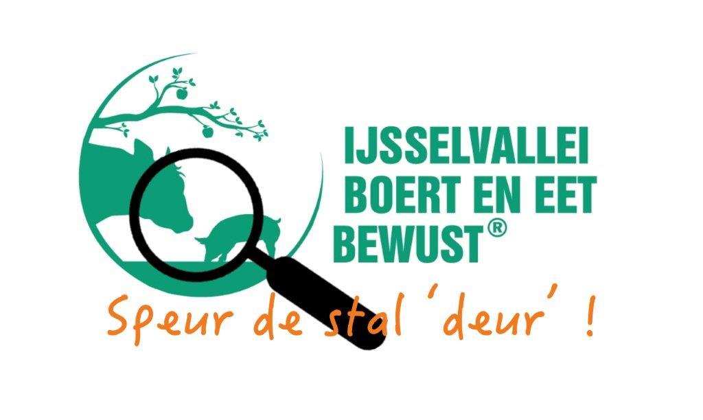 Speur de stal 'deur' bij boeren in de IJsselvallei