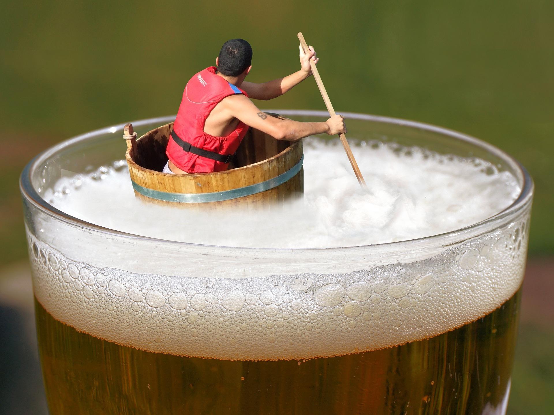 Nieuwe harde klap biermarkt