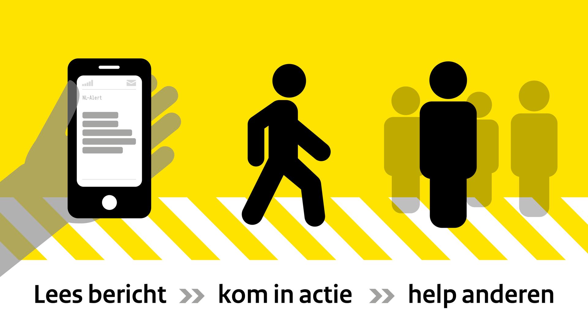 NL-Alert campagne van start