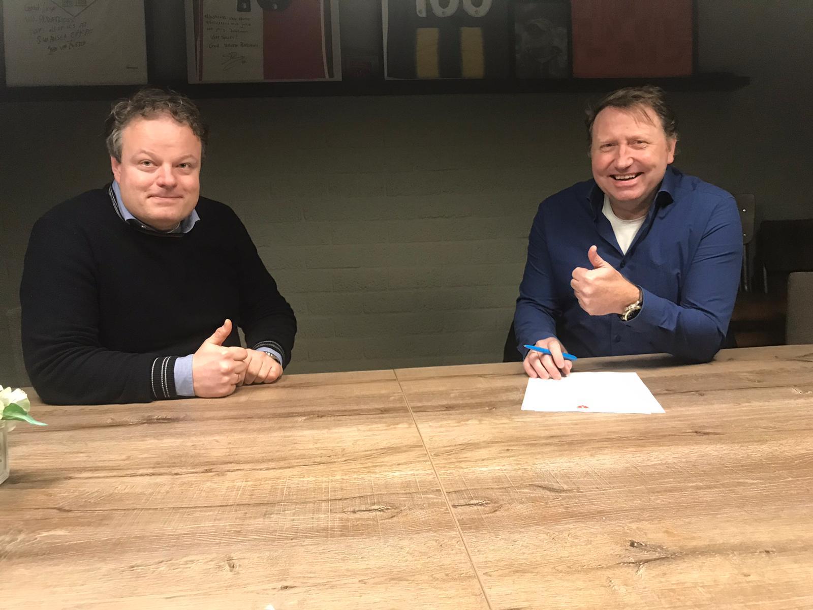 Marco Wilmink verlengt trainerscontract met het Ugchelse V.V. Albatross