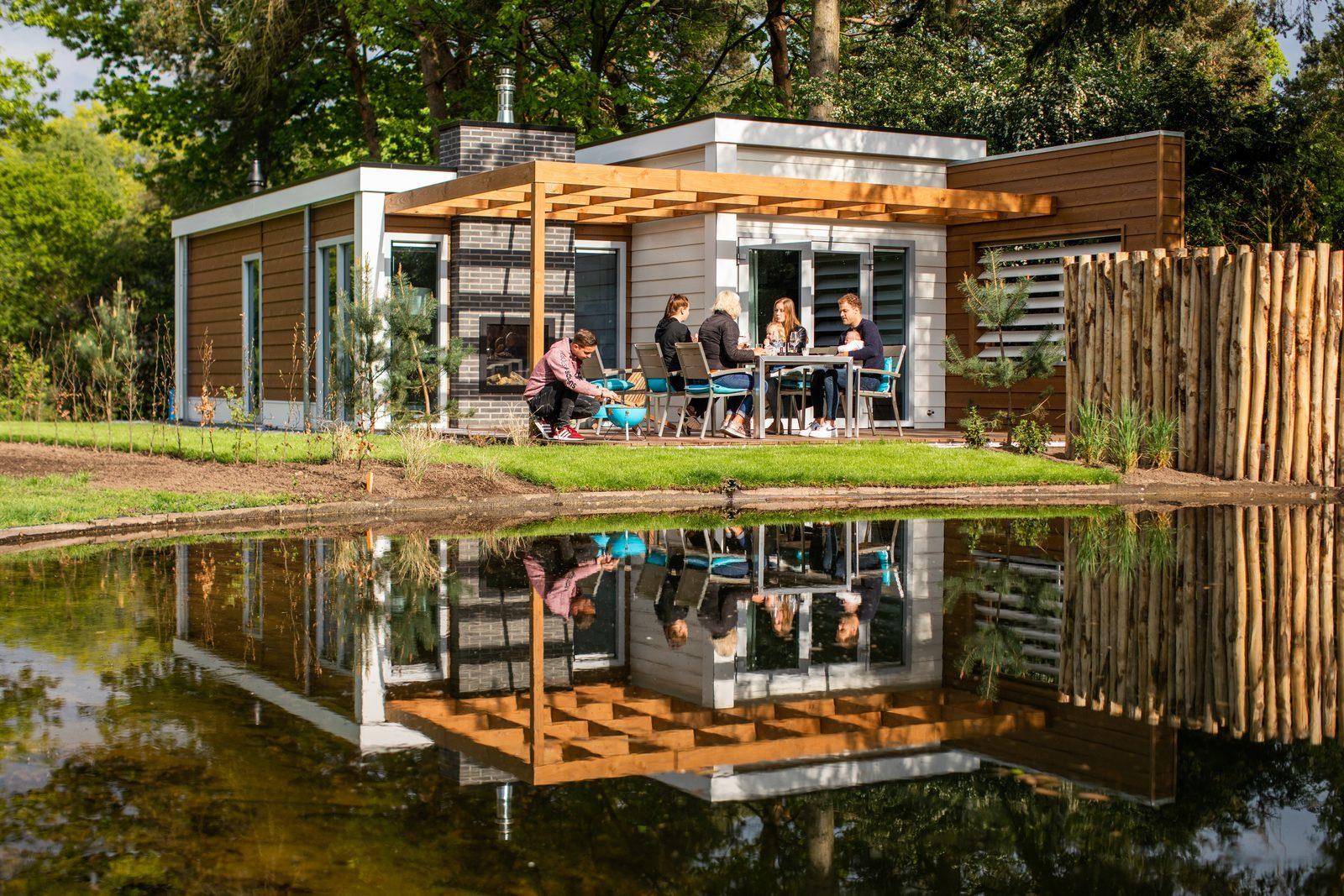 Financiële impuls voor Veluwse vakantieparken