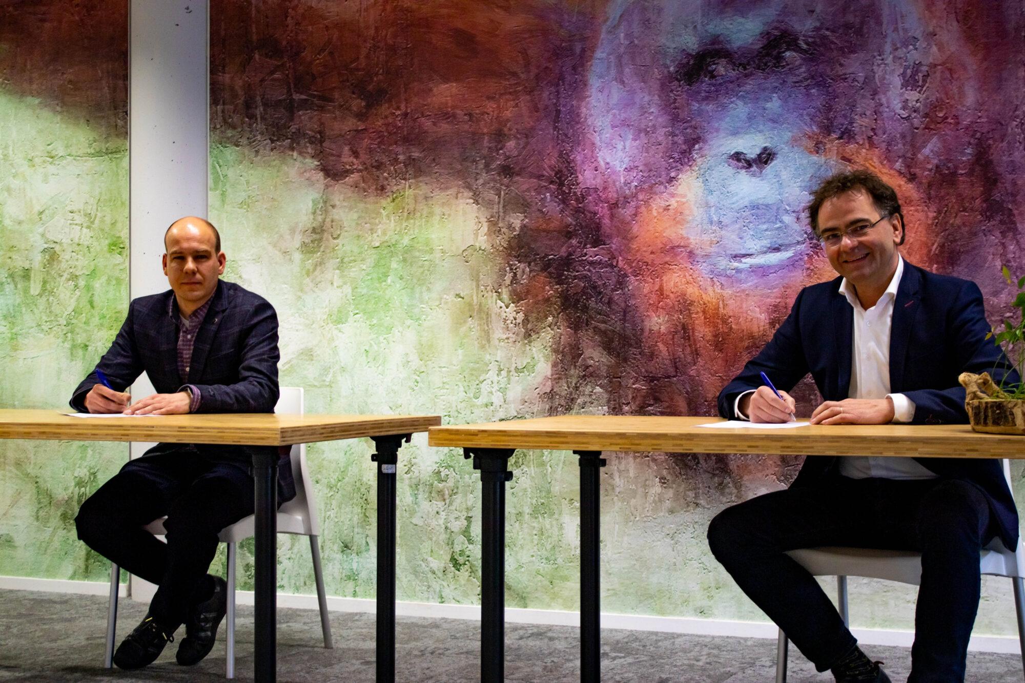 Hollander Techniek en Stichting Apenheul werken samen aan duurzaamheidsambities