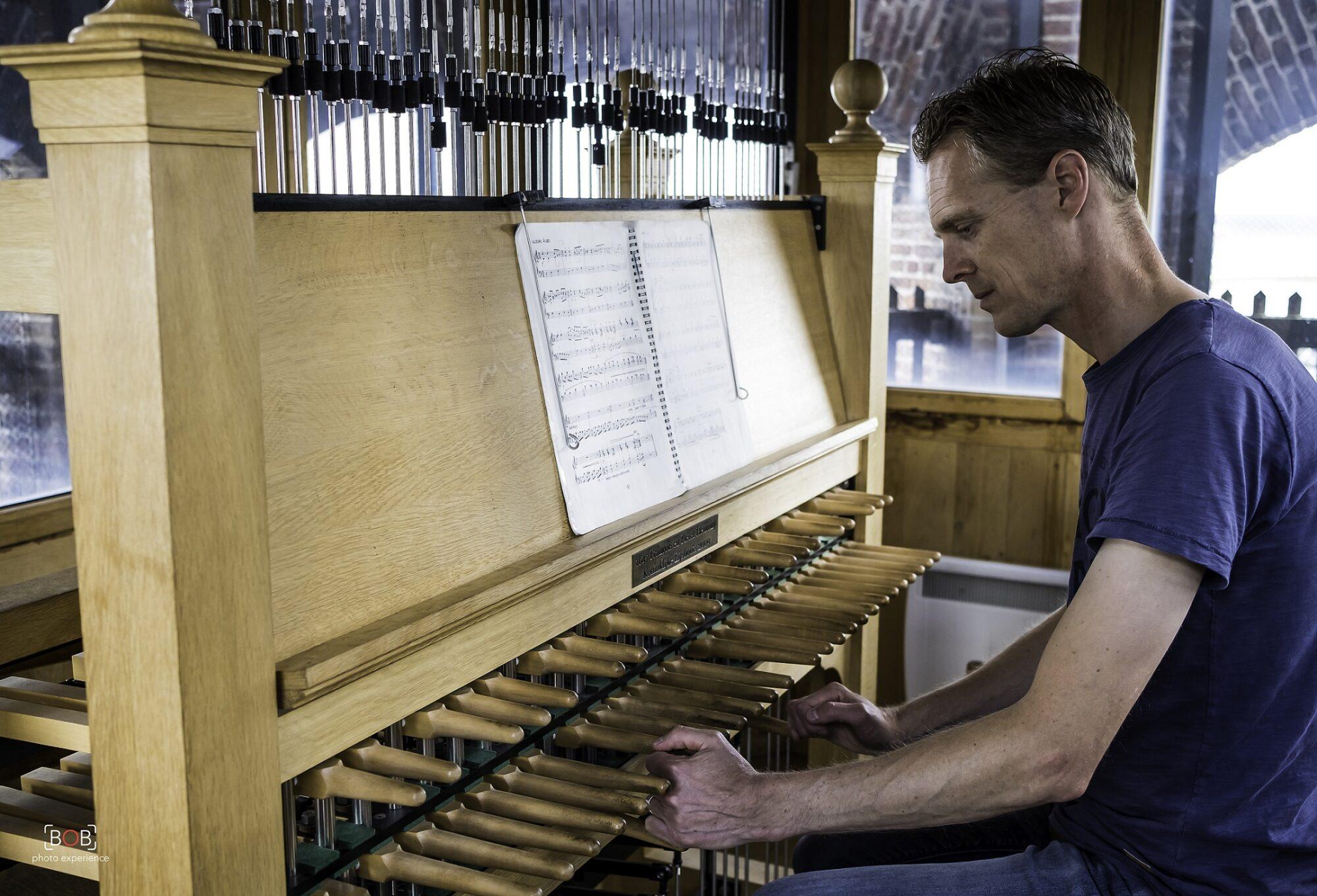 Bach op het carillon