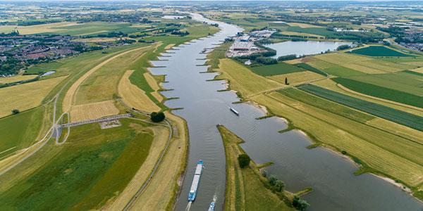 De IJssel: Verleden, heden en toekomst stromen in elkaar over