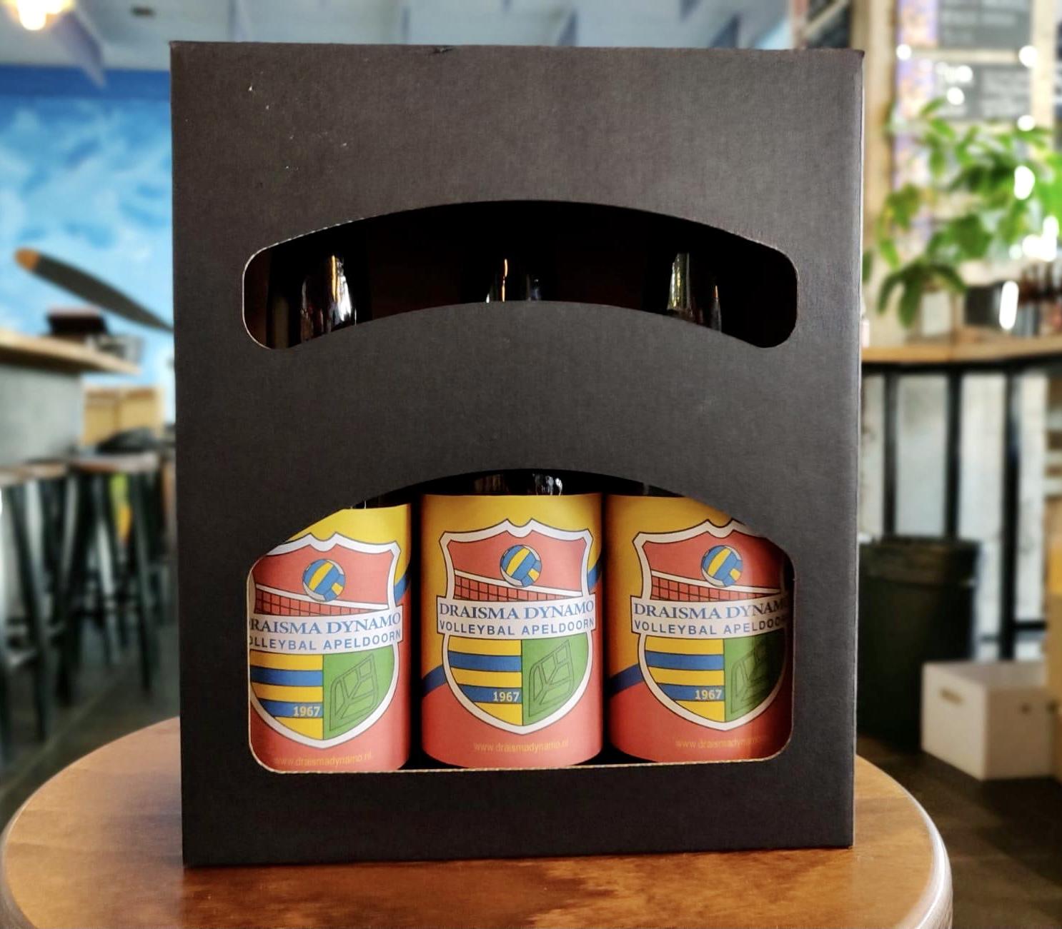 Draisma Dynamo lanceert eigen bier