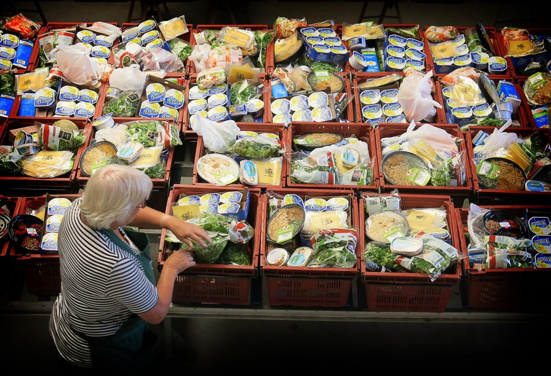 Flinke groei klanten voedselbank