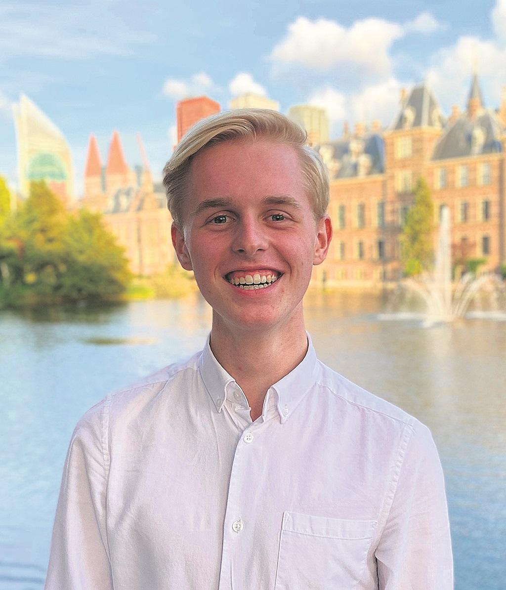 Aan de naam Tim Masselink zit het woordje politiek gekoppeld: 'Plek op VVD-lijst in 2022 zou heel gaaf zijn'