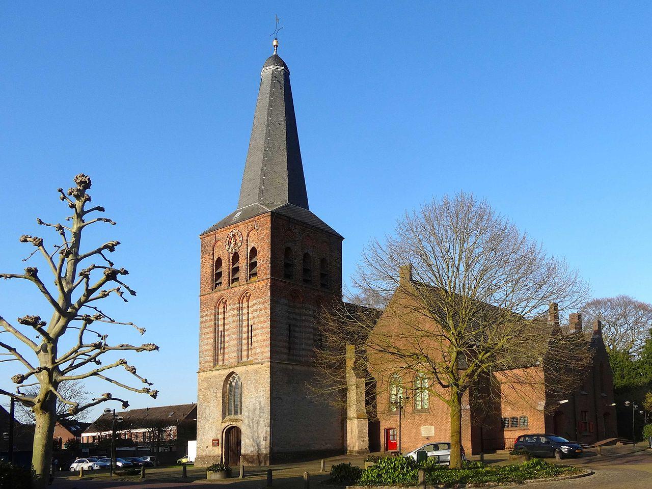 Studenten betrokken bij herinrichting kerk in Brummen