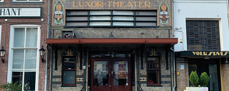 Luxor Theater eert kunstenares Duval