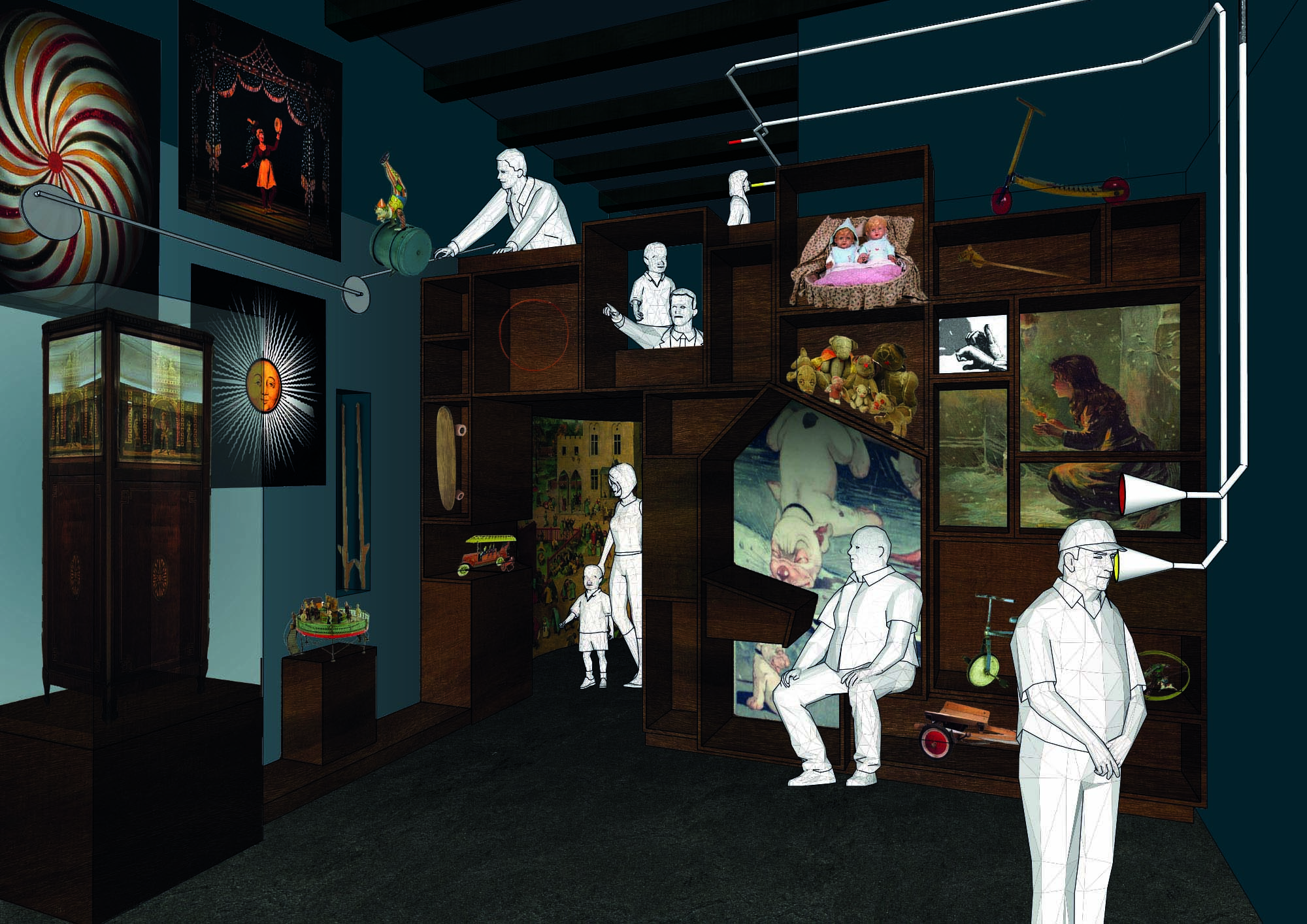 Vernieuwd speelgoedmuseum heropent deze zomer