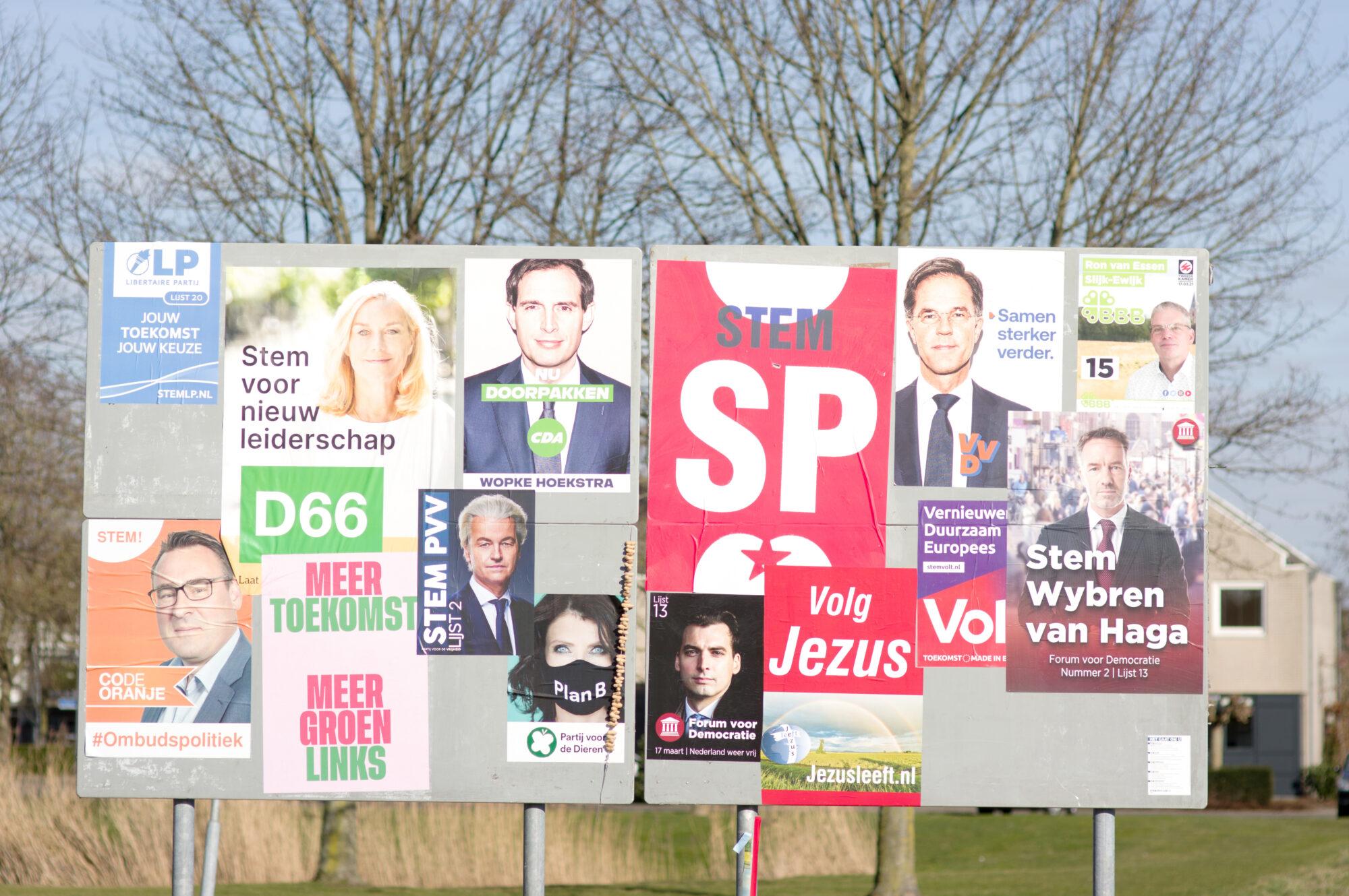 Voorlopige uitslag Tweede Kamerverkiezingen gemeente Zutphen; D66 grootste partij