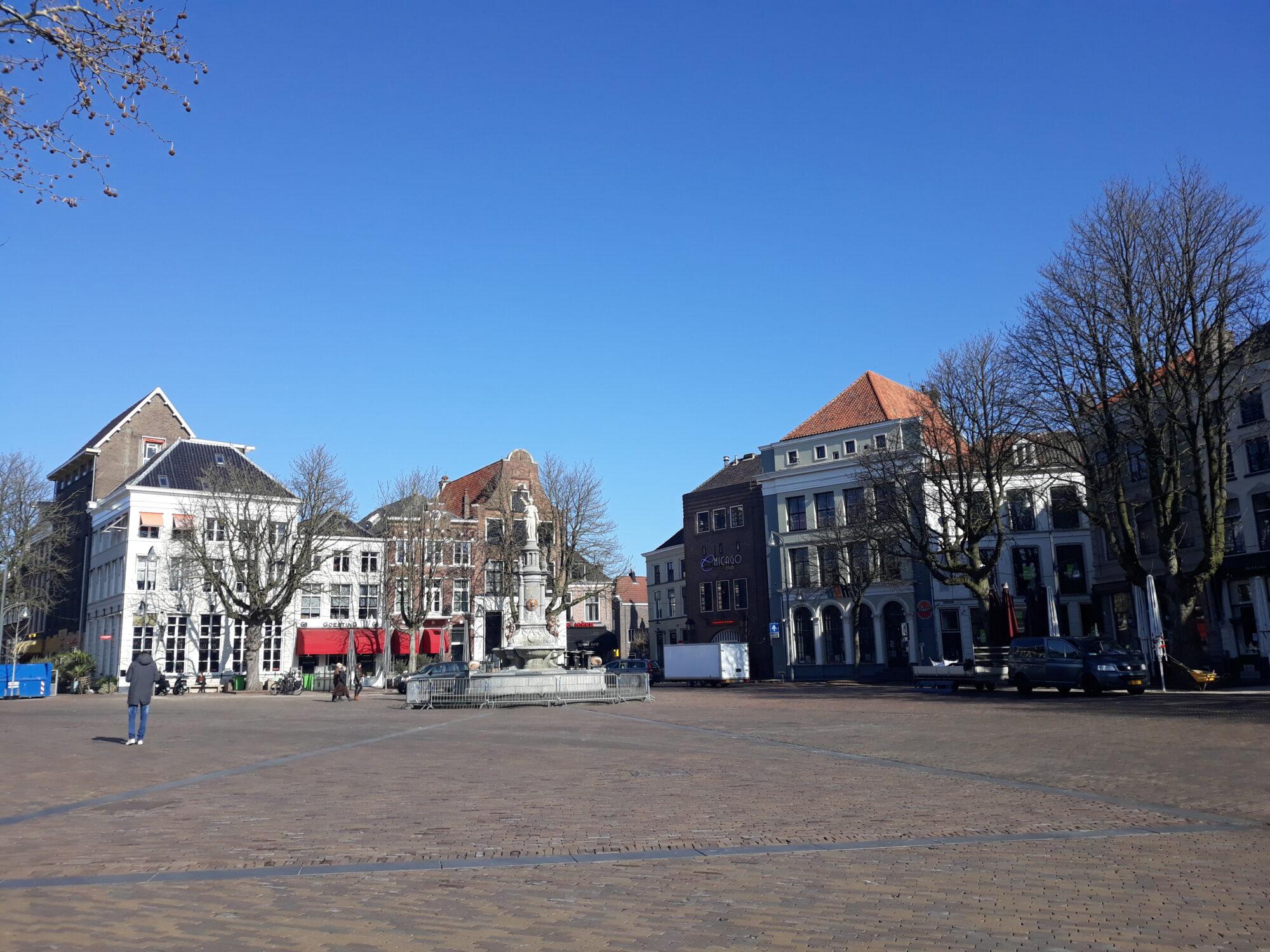 'Ruimere terrassen in centrum Deventer'