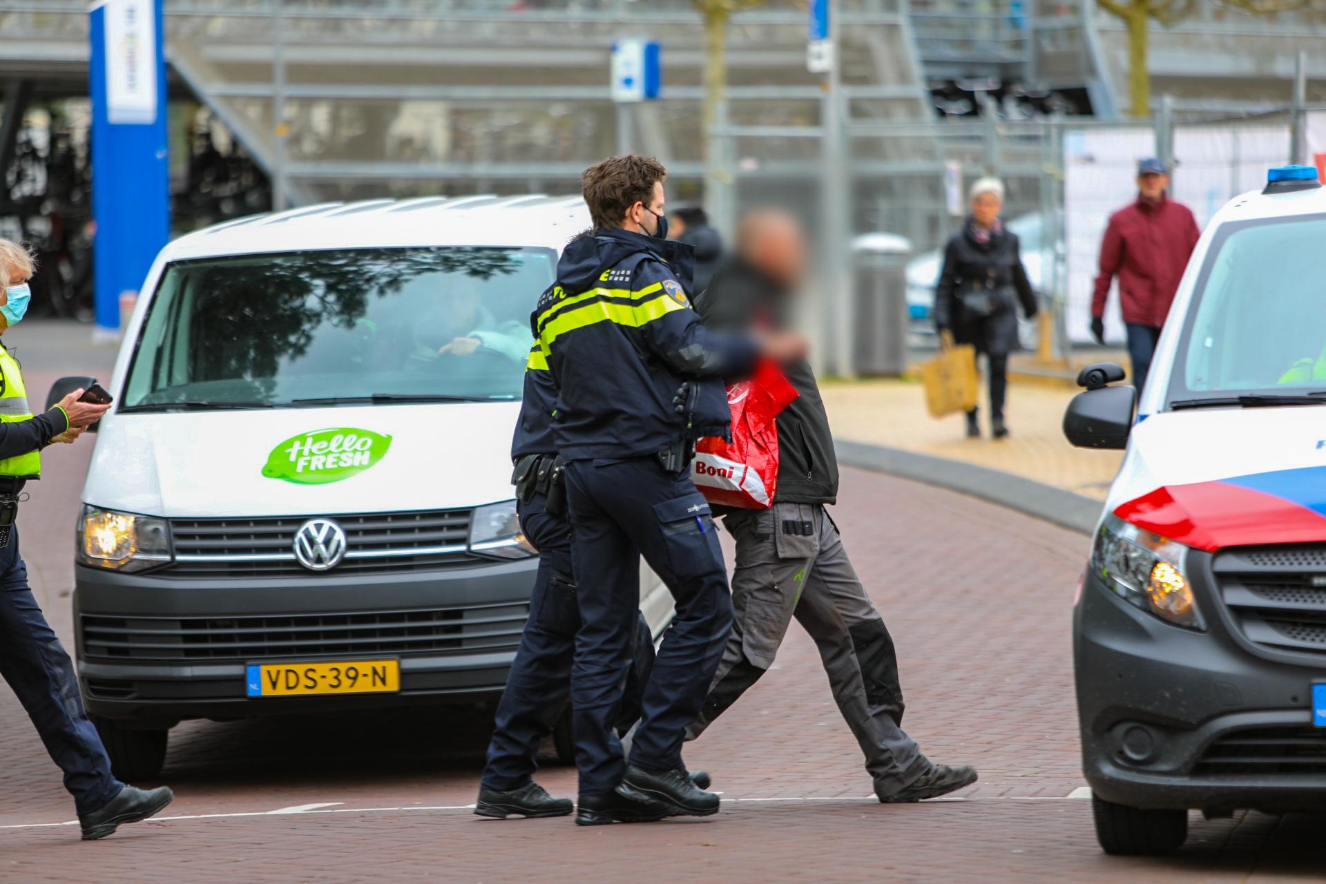Aanhoudingen tijdens noodbevel in Apeldoorn