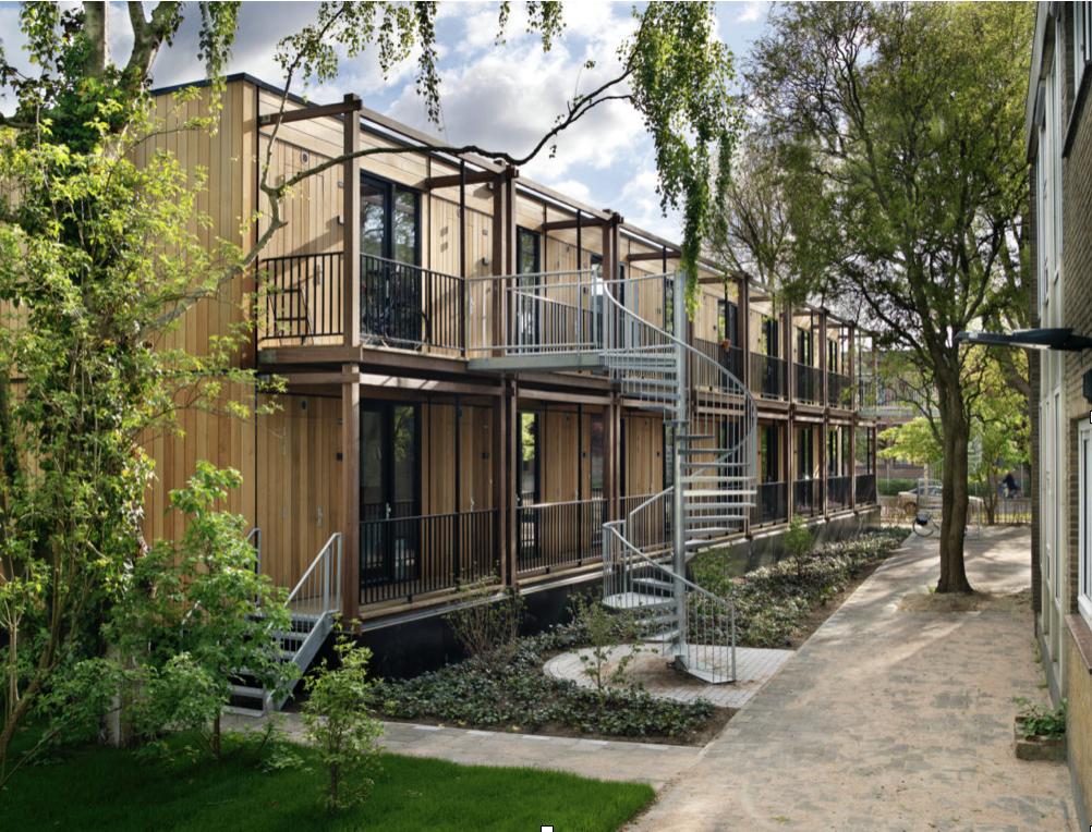 Gemeente Deventer wil flexwonen toestaan voor lagere druk op woningmarkt