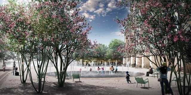Vernieuwing Lebuinuspleinen start na de zomer