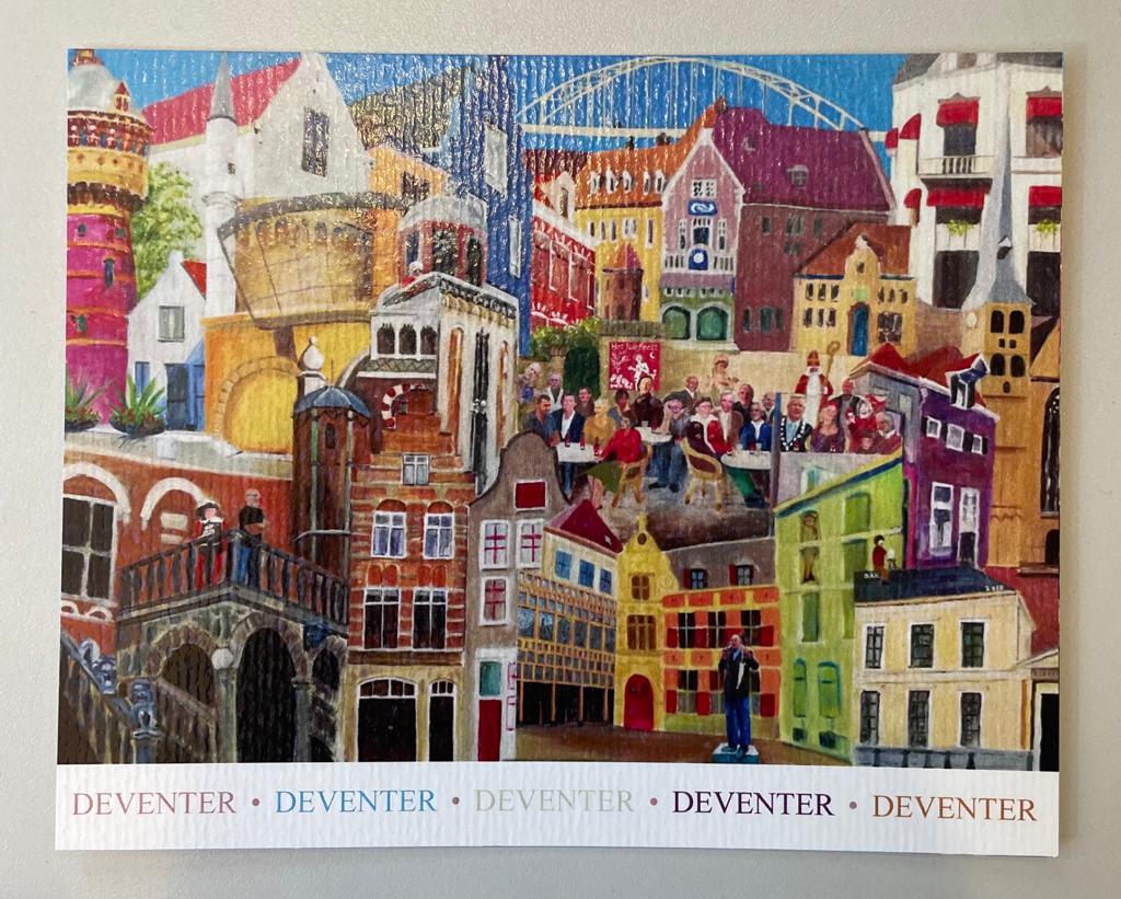 Tips van de VVV Deventer