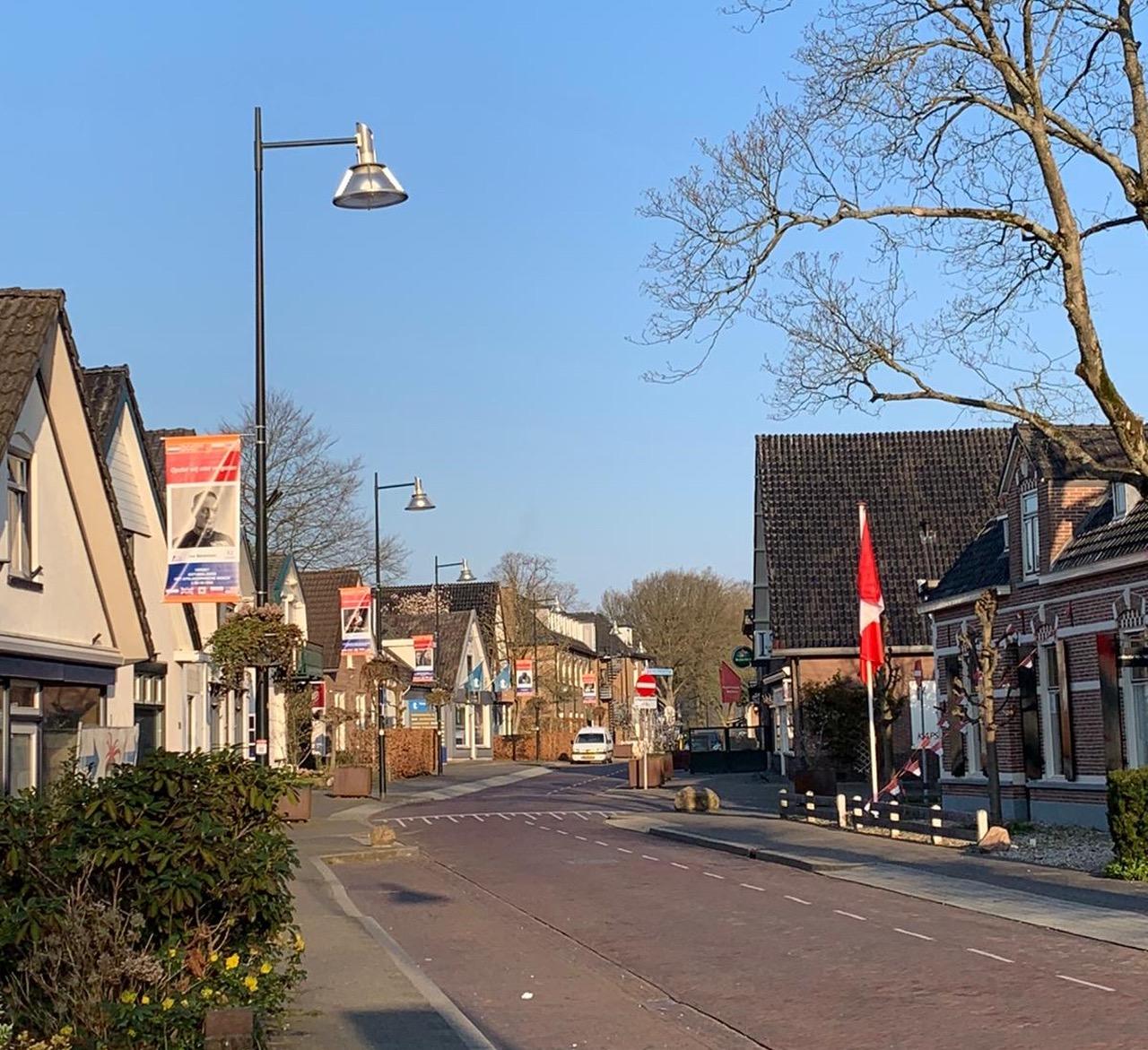 Beekbergen viert 76 jaar vrijheid 'Thuis voor de Buis'