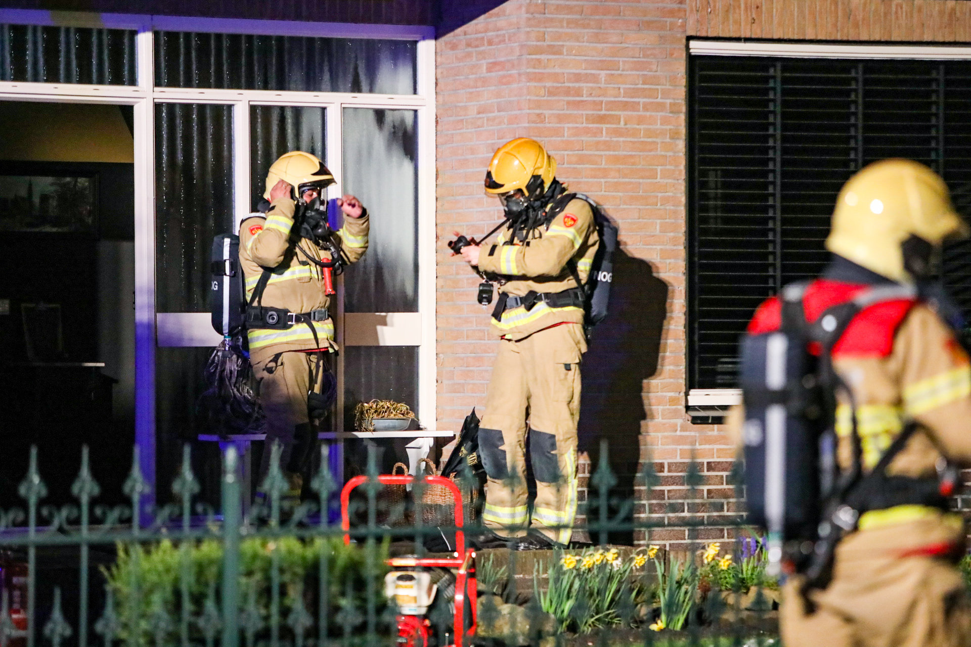 Brand in meterkast Eerbeek