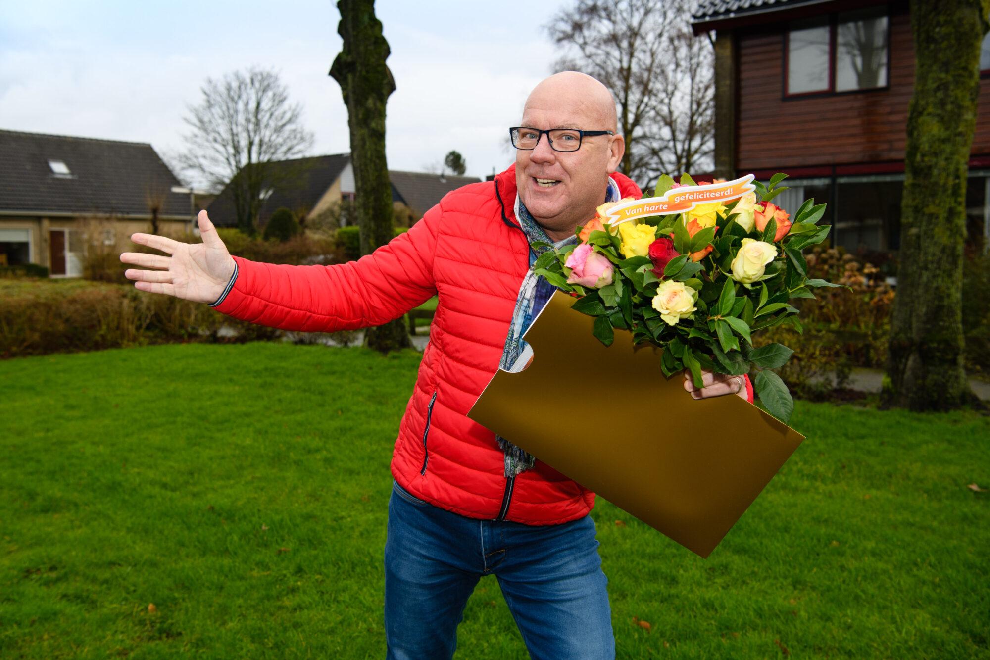 """Inwoners Empe winnen samen 225.000 euro bij Postcode Loterij: """"Een uitbouw aan het huis was altijd al een droom"""""""
