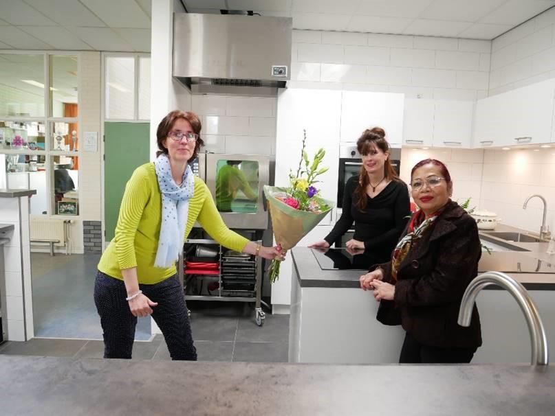 Buurthuis De Uitwijk: 'Samen koken schept een band'
