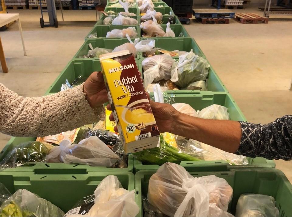 Voedselbank Zutphen: 'Iedereen heeft recht op goed en gezond eten!'
