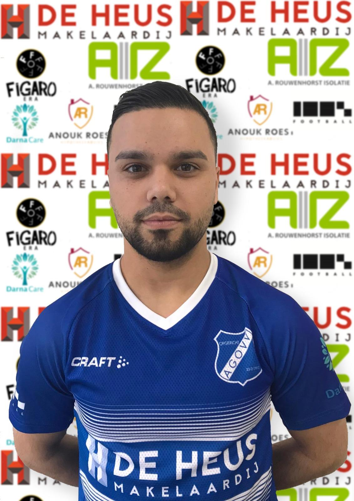 AGOVV-futsal haalt Onur Tekay binnen